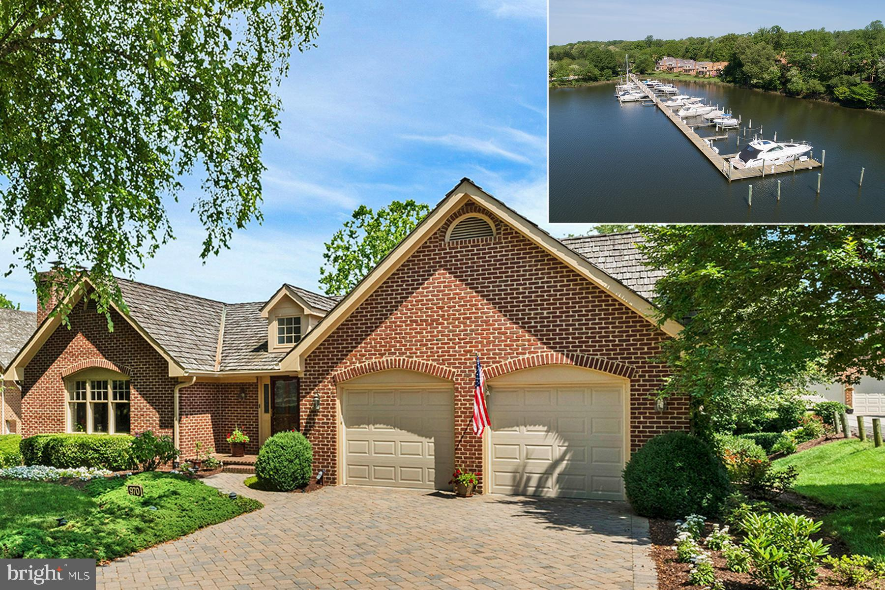 970 SOUTH RIVER LANDING ROAD, EDGEWATER, MD 21037