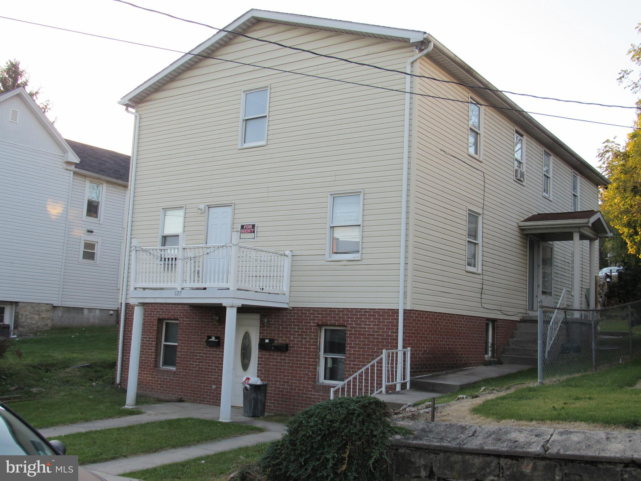 127 WOOD STREET, FROSTBURG, MD 21532