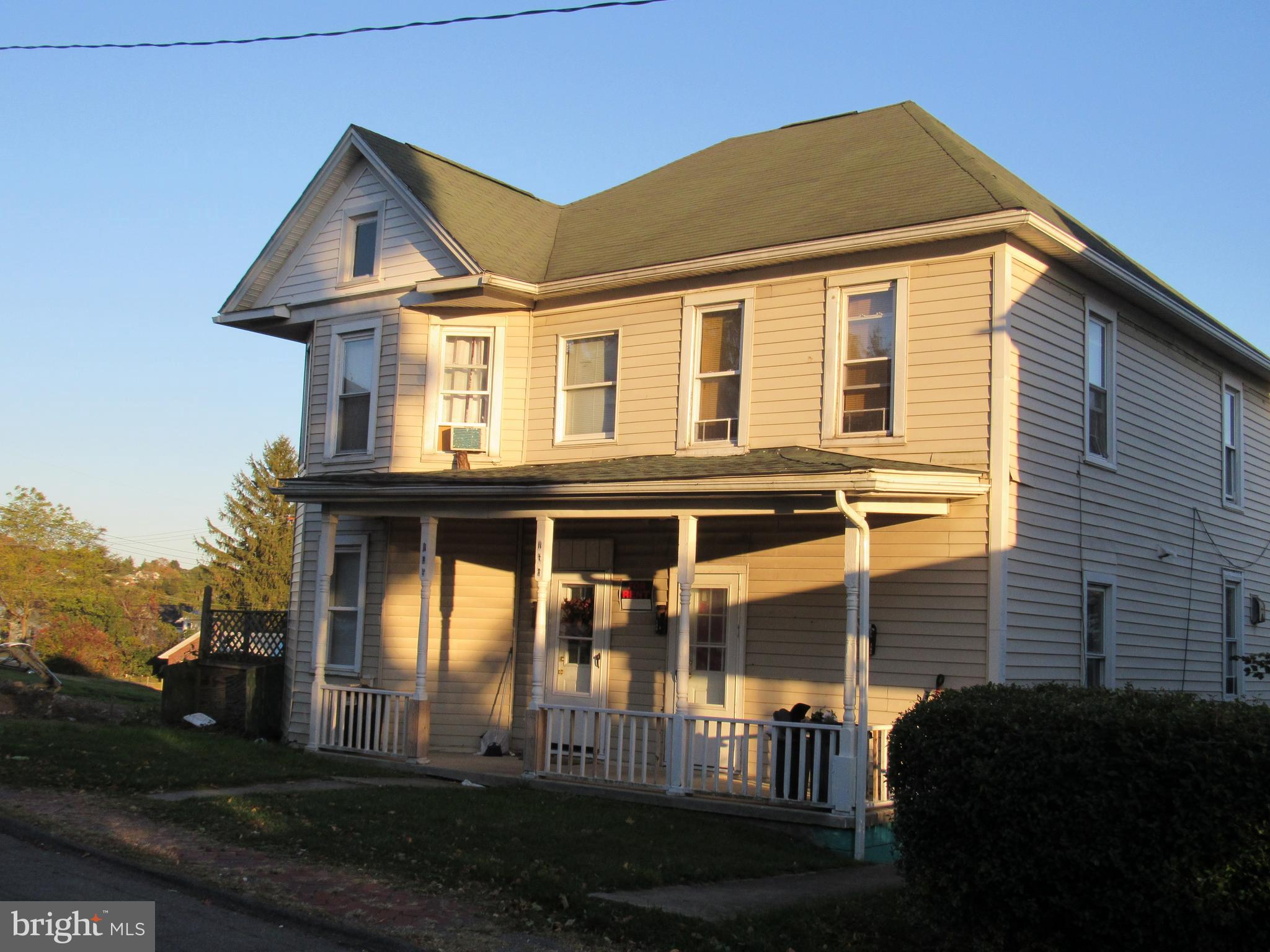 164-166 MAPLE STREET, FROSTBURG, MD 21532