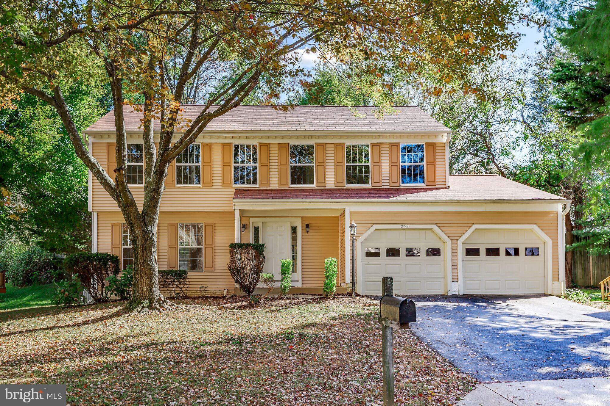 203 BOOKHAM LANE, GAITHERSBURG, MD 20877