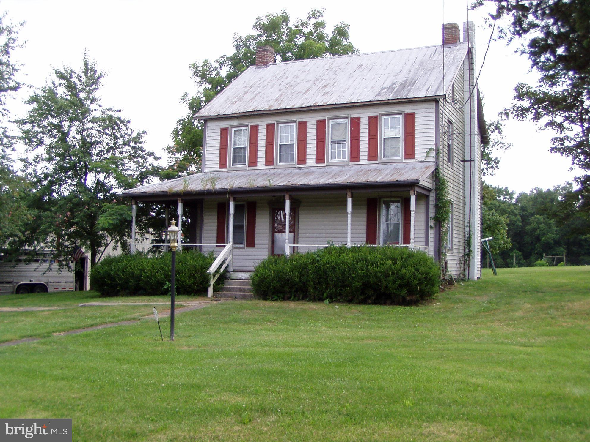 166 CENTER MILLS ROAD, ASPERS, PA 17304