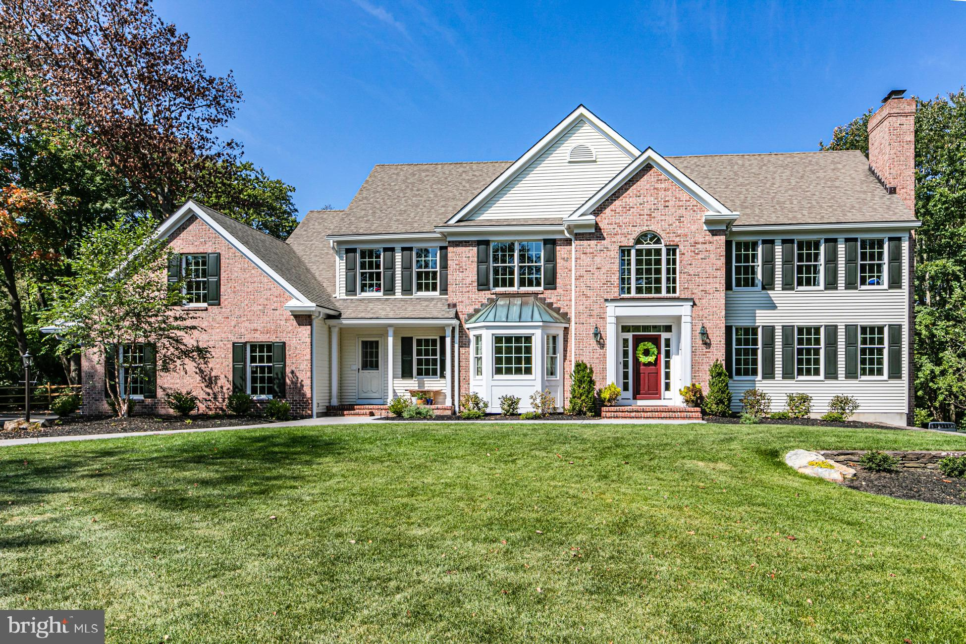 2 WOODLAWN LANE, PENNINGTON, NJ 08534