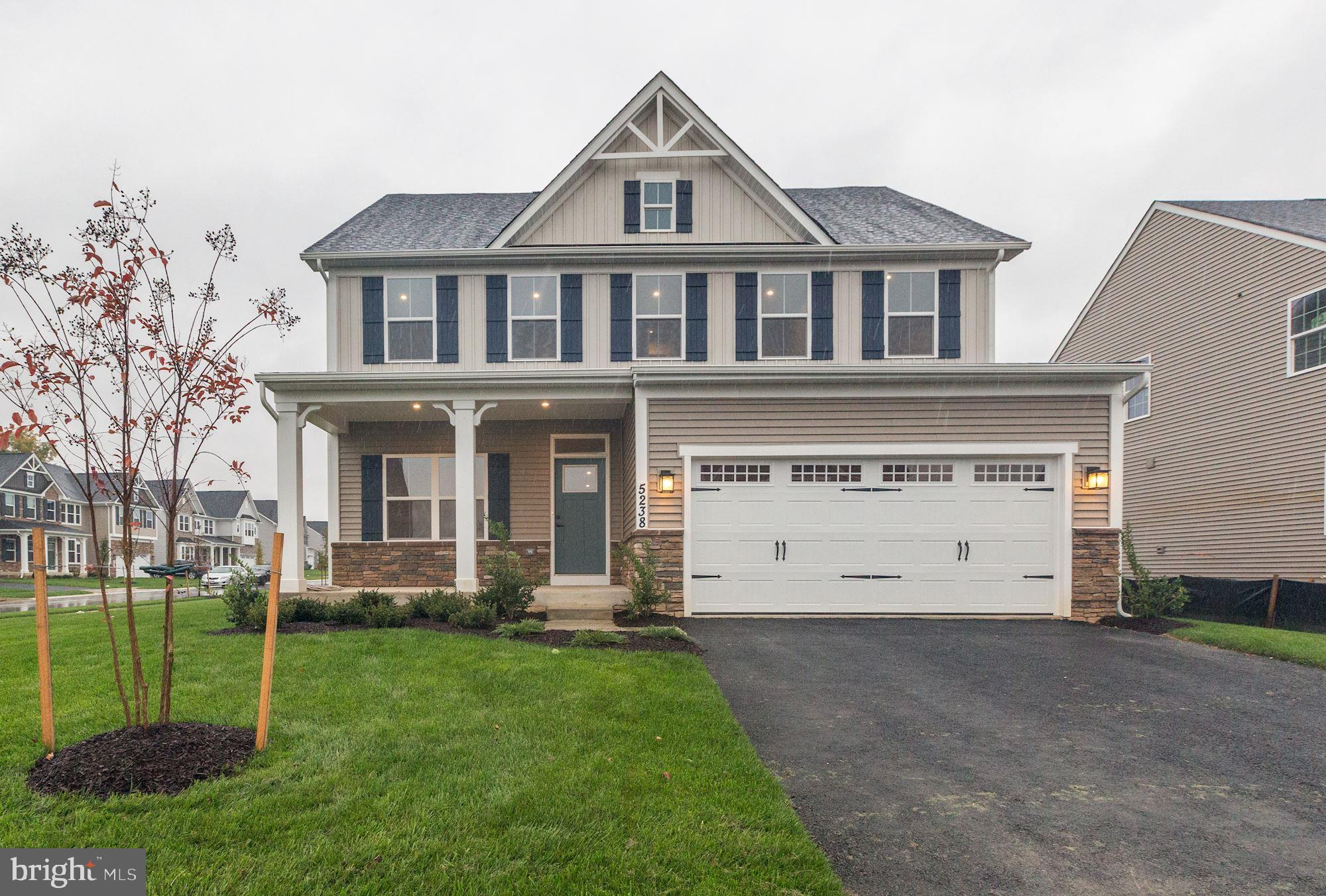 5238 RED MAPLE DRIVE, FREDERICK, MD 21703