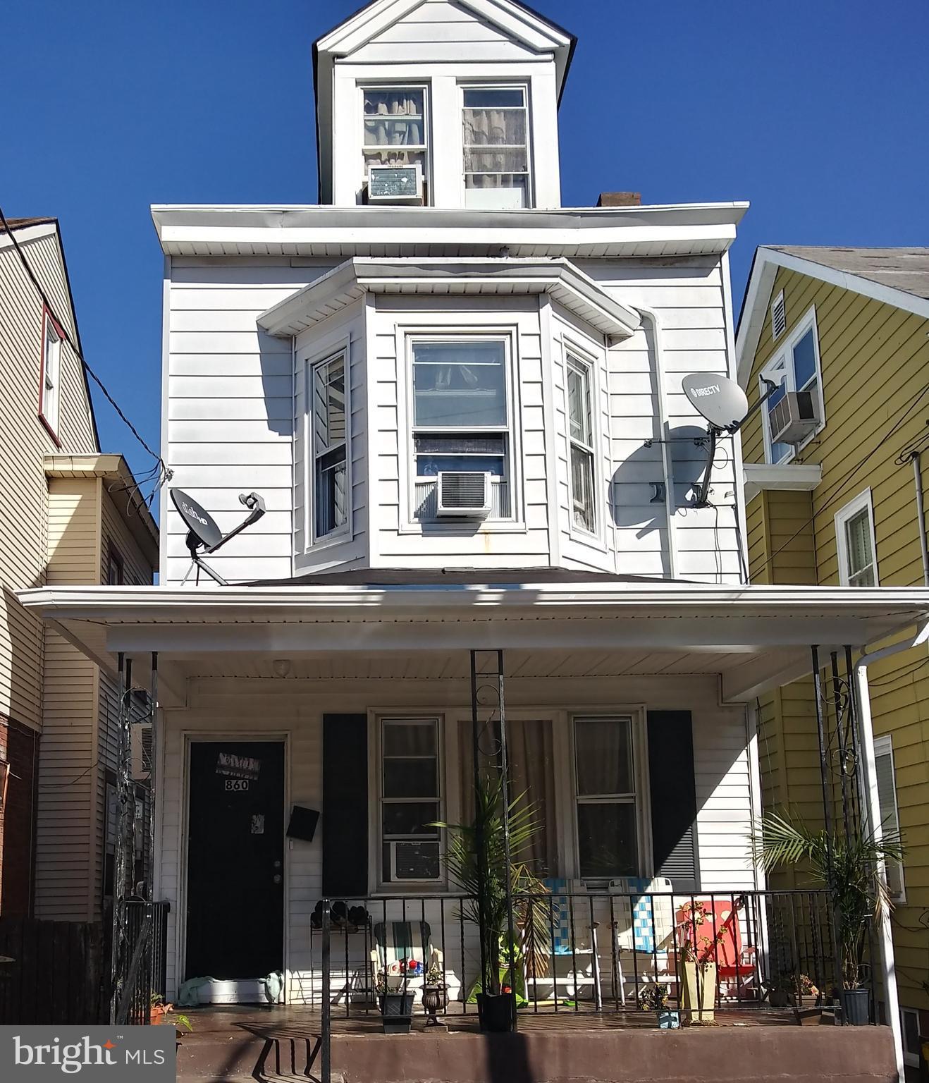 860 QUINTON AVENUE, TRENTON, NJ 08629