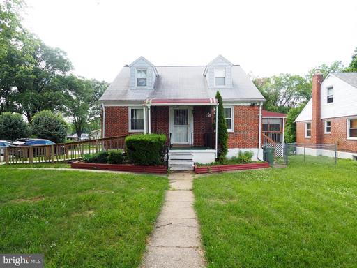 Property for sale at 1914 N Forest Park Ave, Baltimore,  Maryland 21207