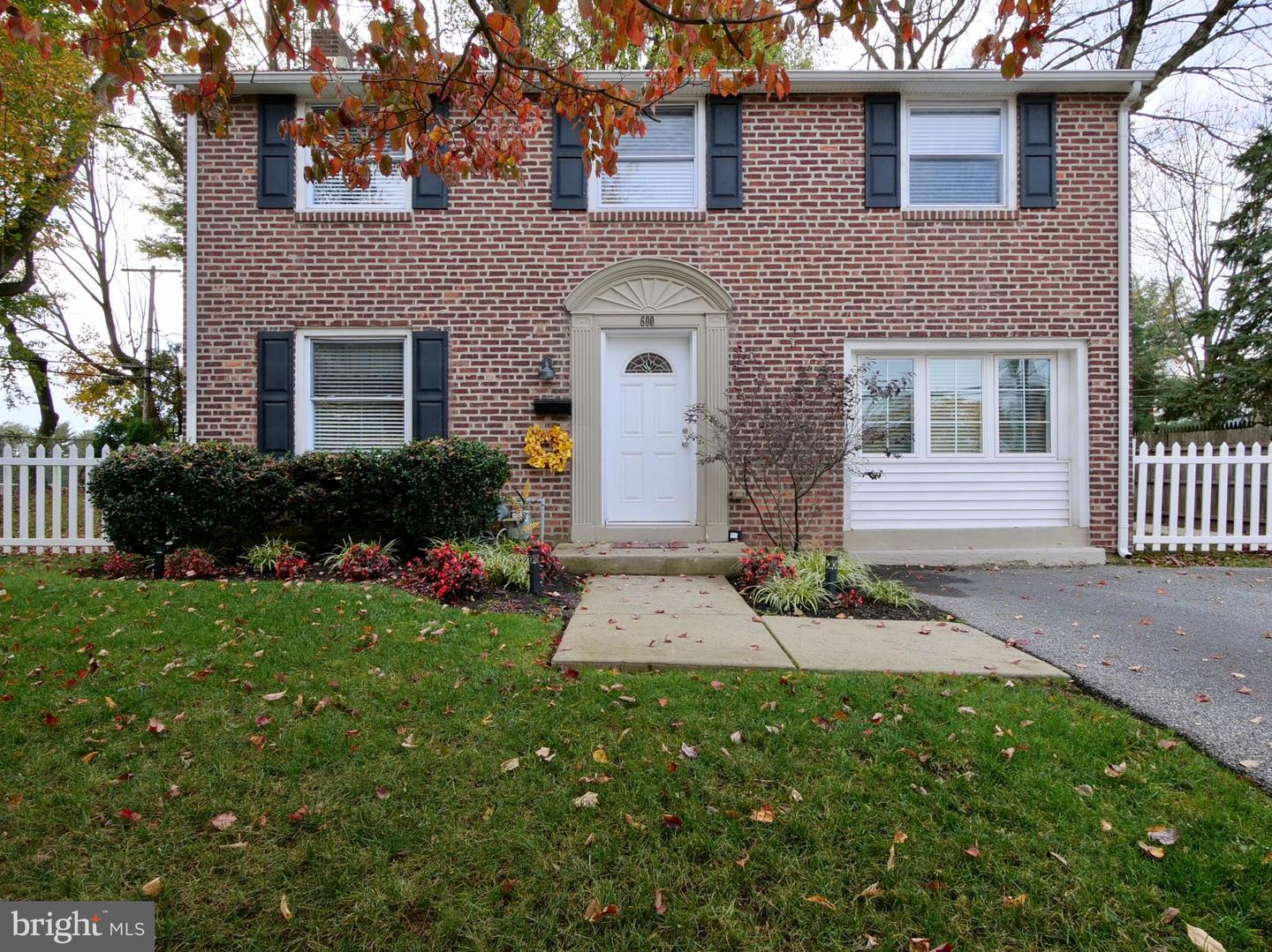 600 W Springfield Road Springfield, PA 19064
