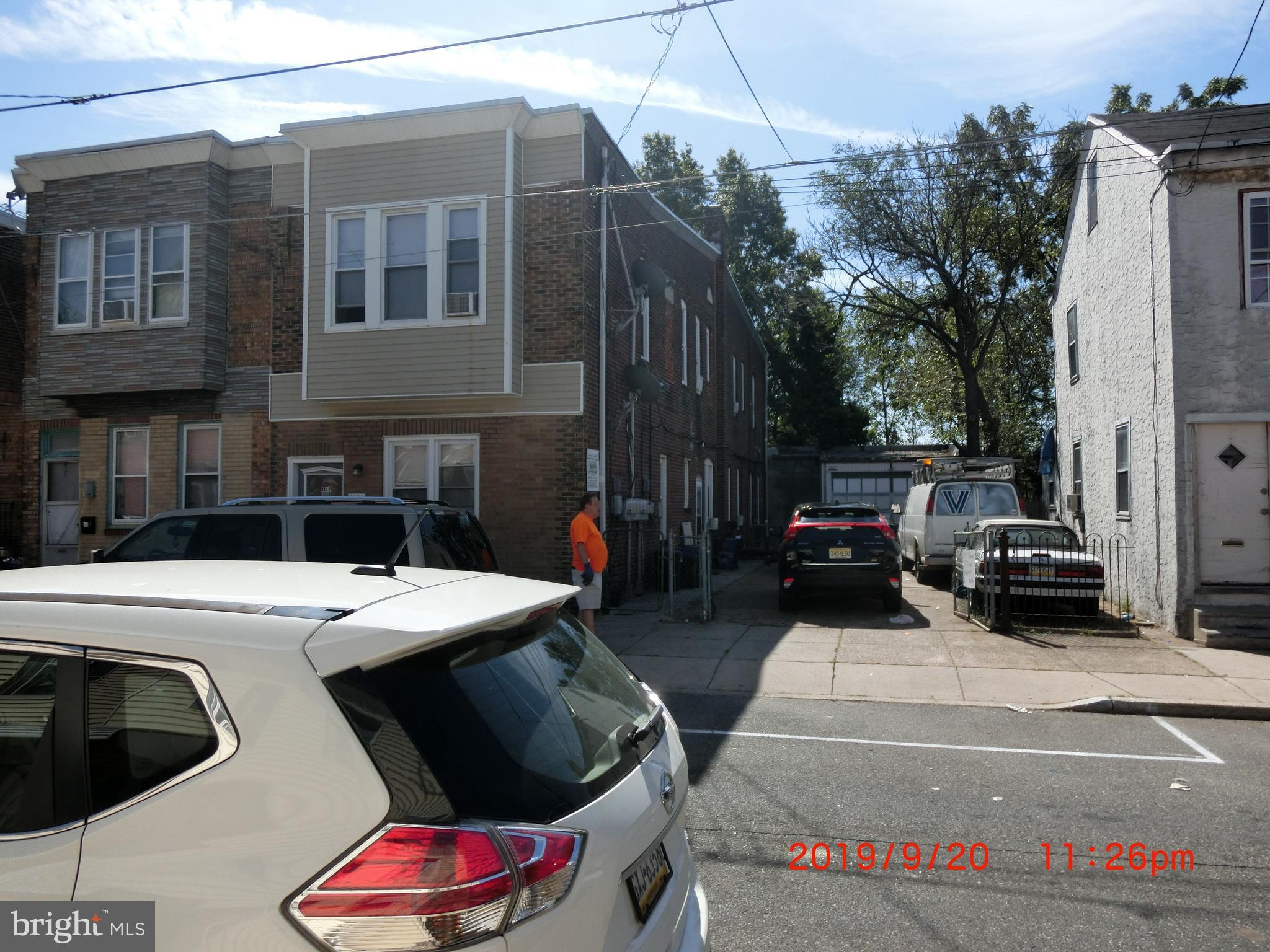 4721-23 MELROSE STREET, PHILADELPHIA, PA 19137