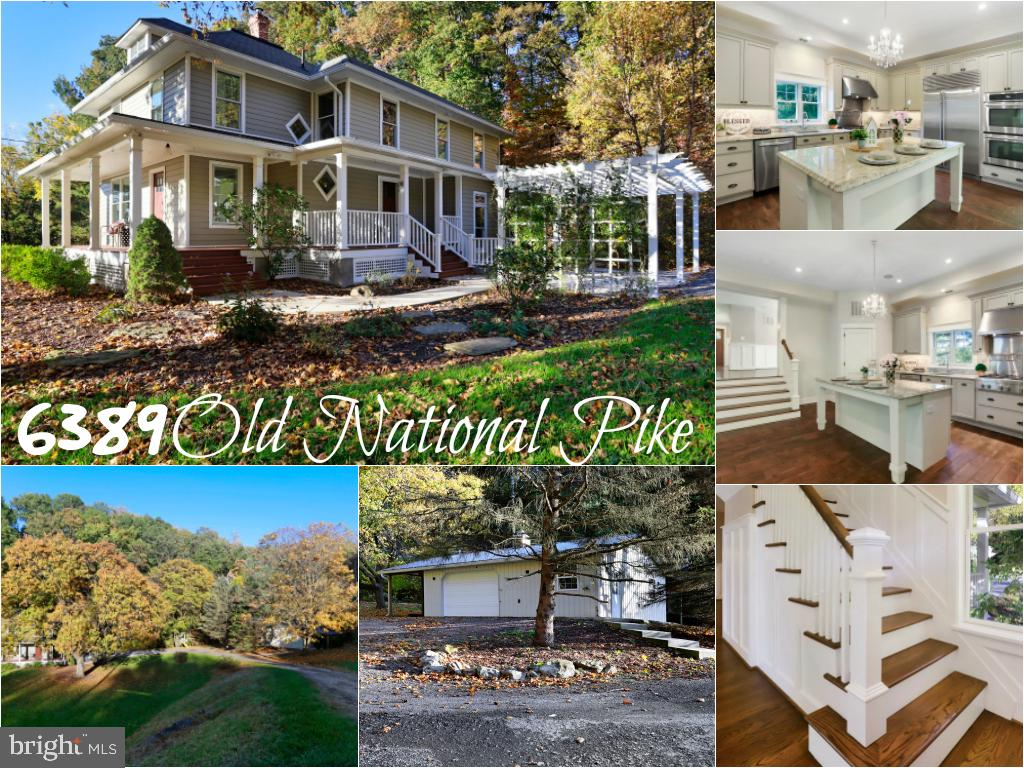 6389 OLD NATIONAL PIKE, BOONSBORO, MD 21713
