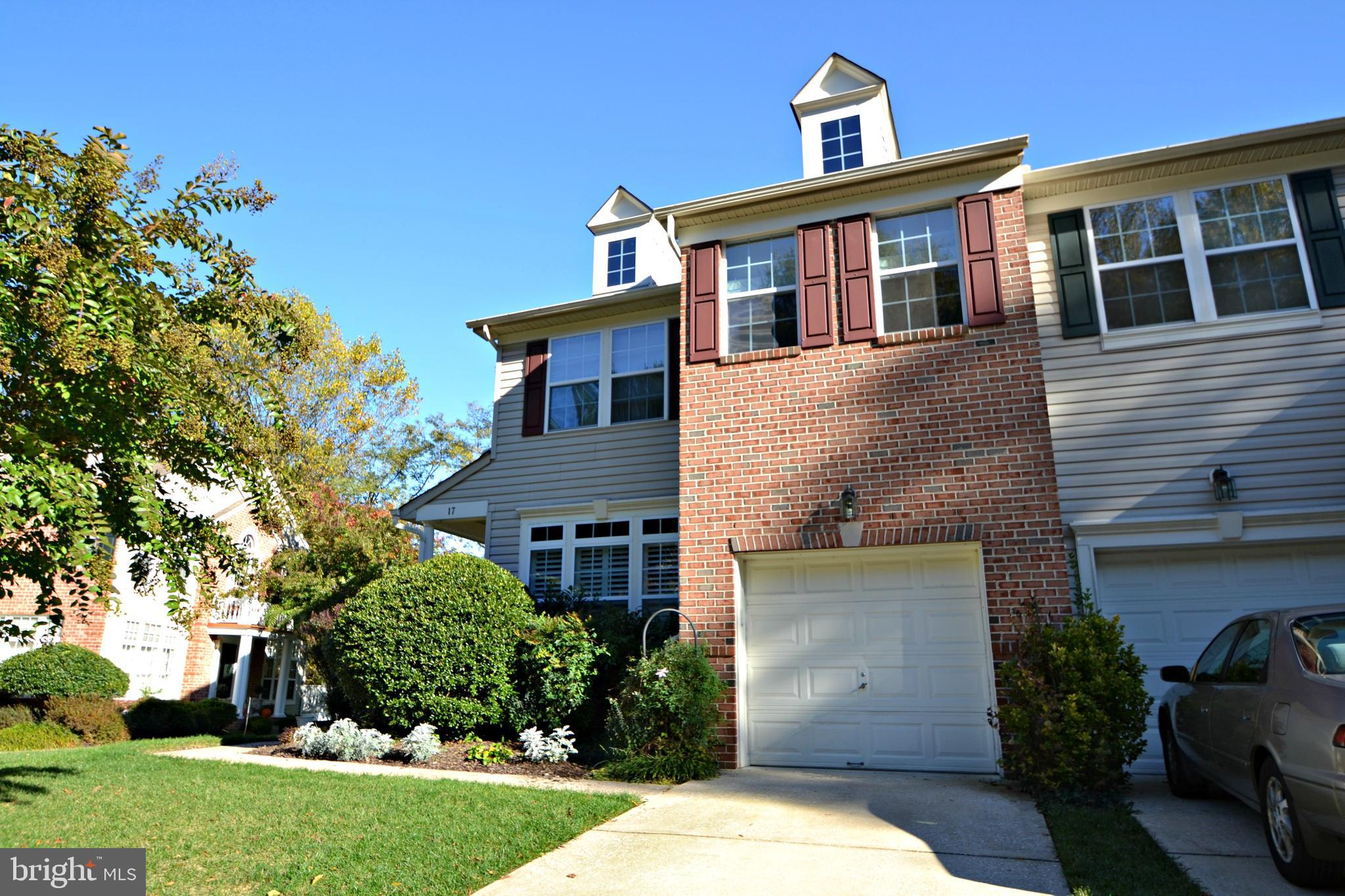 17 WAKE FOREST COURT, BALTIMORE, MD 21228