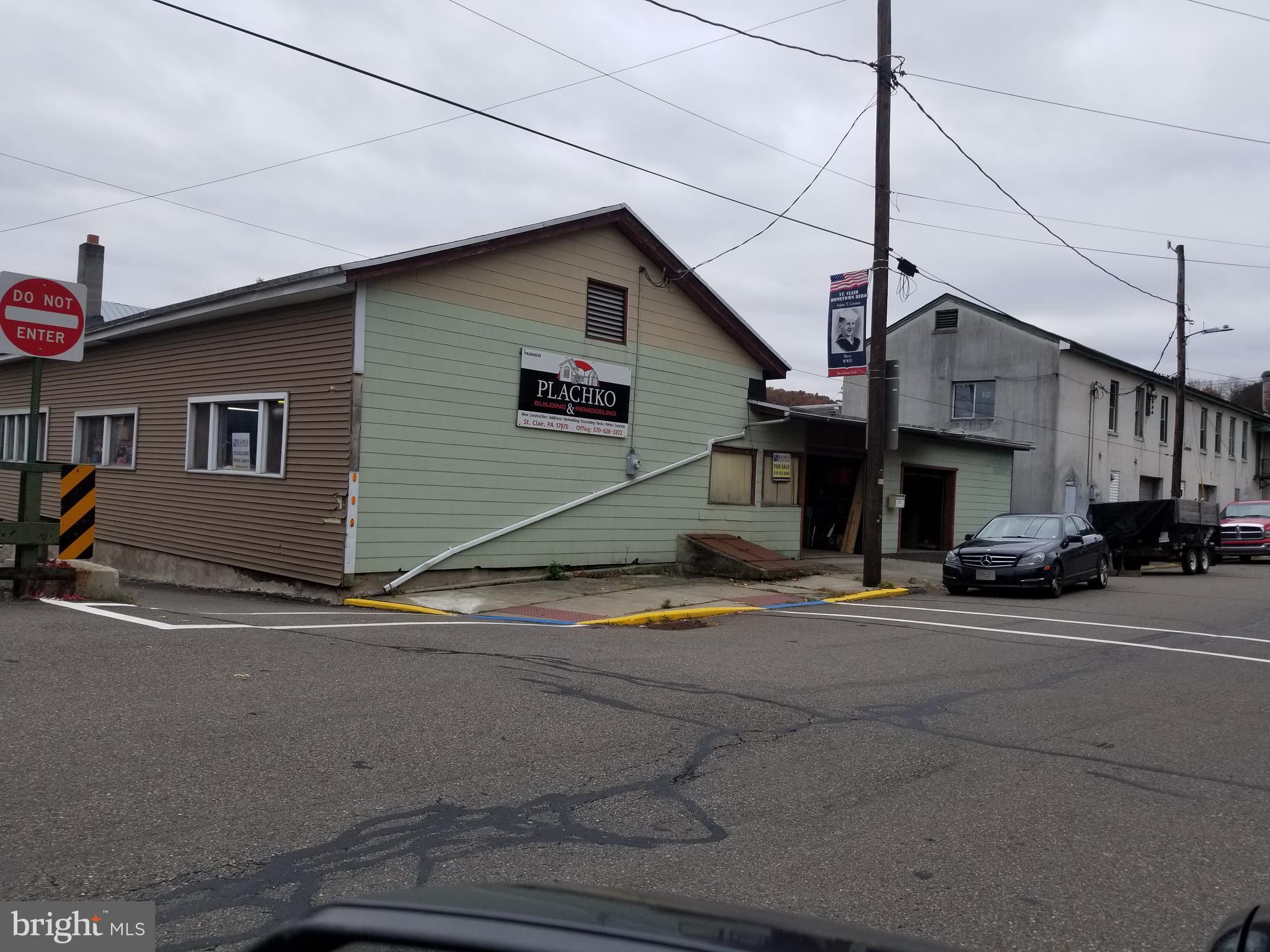 0 N FRONT STREET, SAINT CLAIR, PA 17970