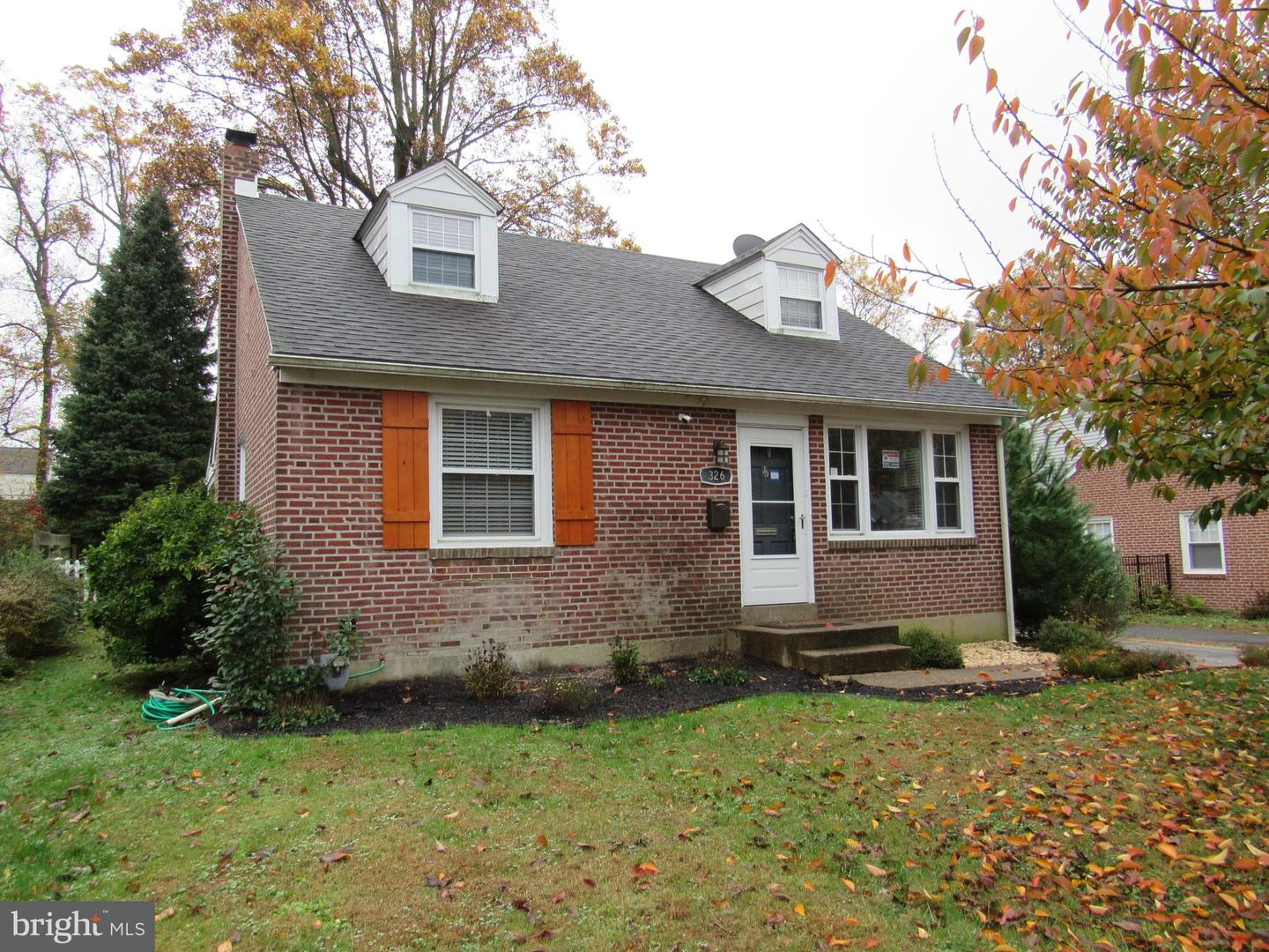 326 Larchwood Road Springfield, PA 19064