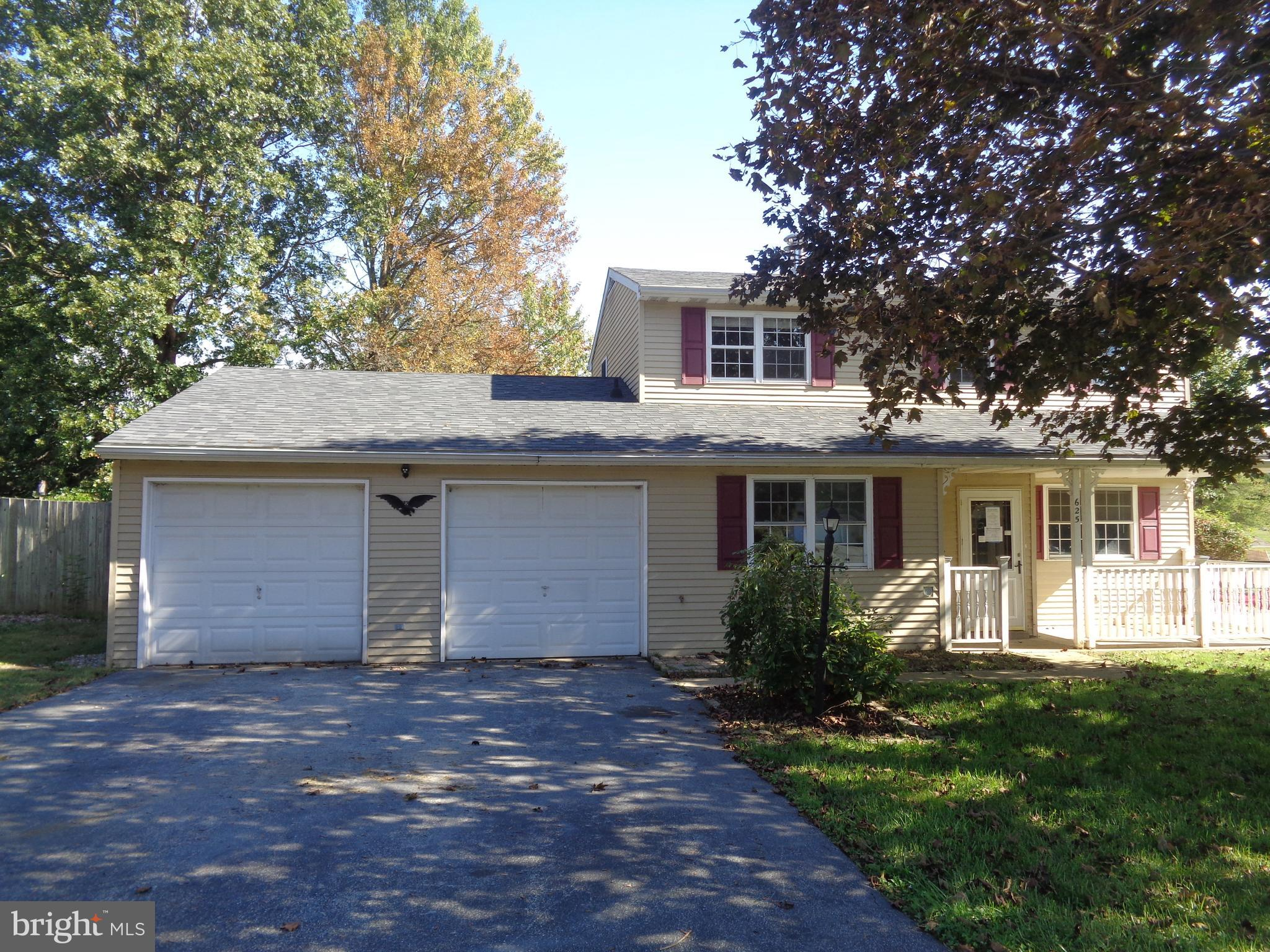 625 BROOK CIRCLE, WRIGHTSVILLE, PA 17368