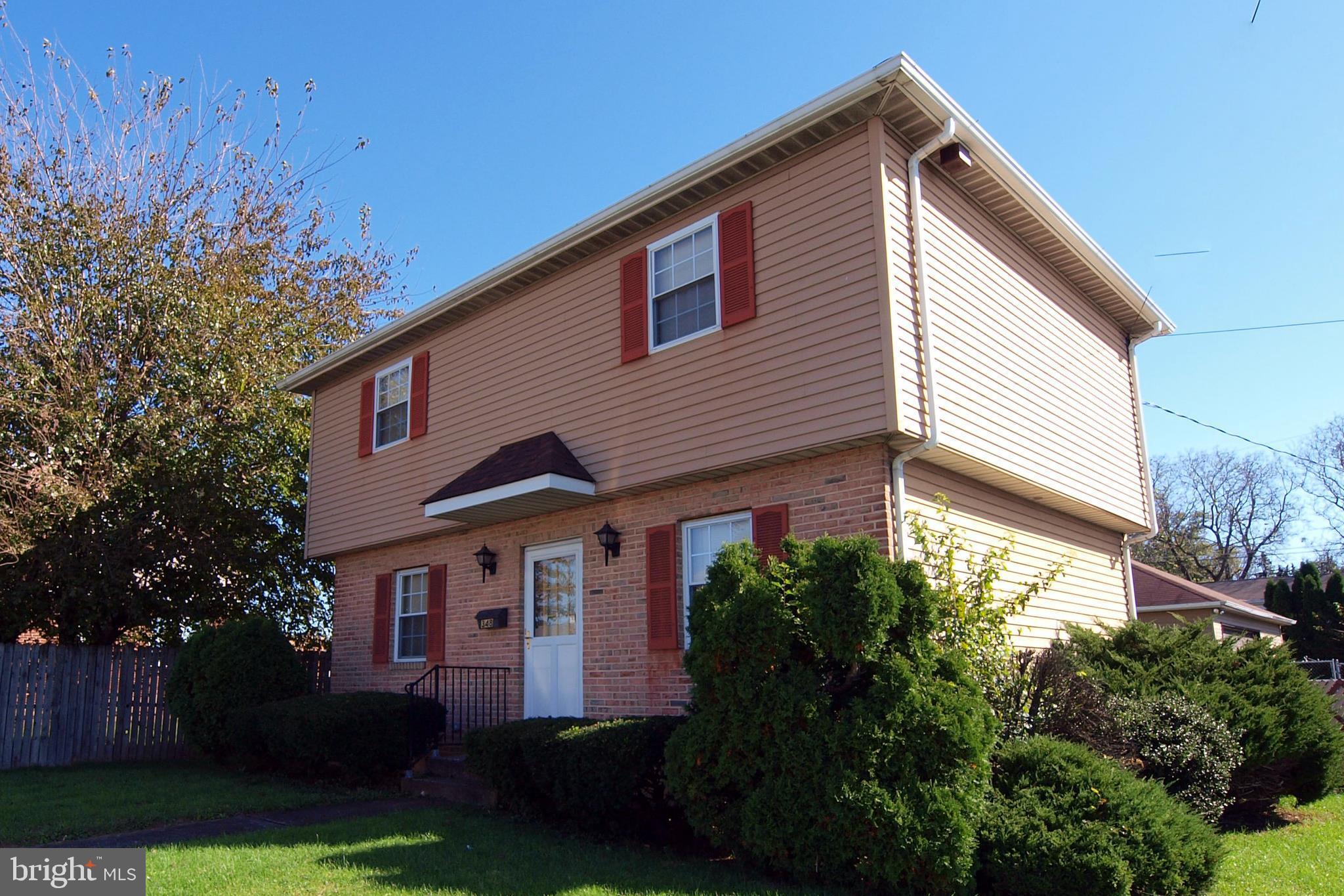 348 W FEDERAL STREET, ALLENTOWN, PA 18103