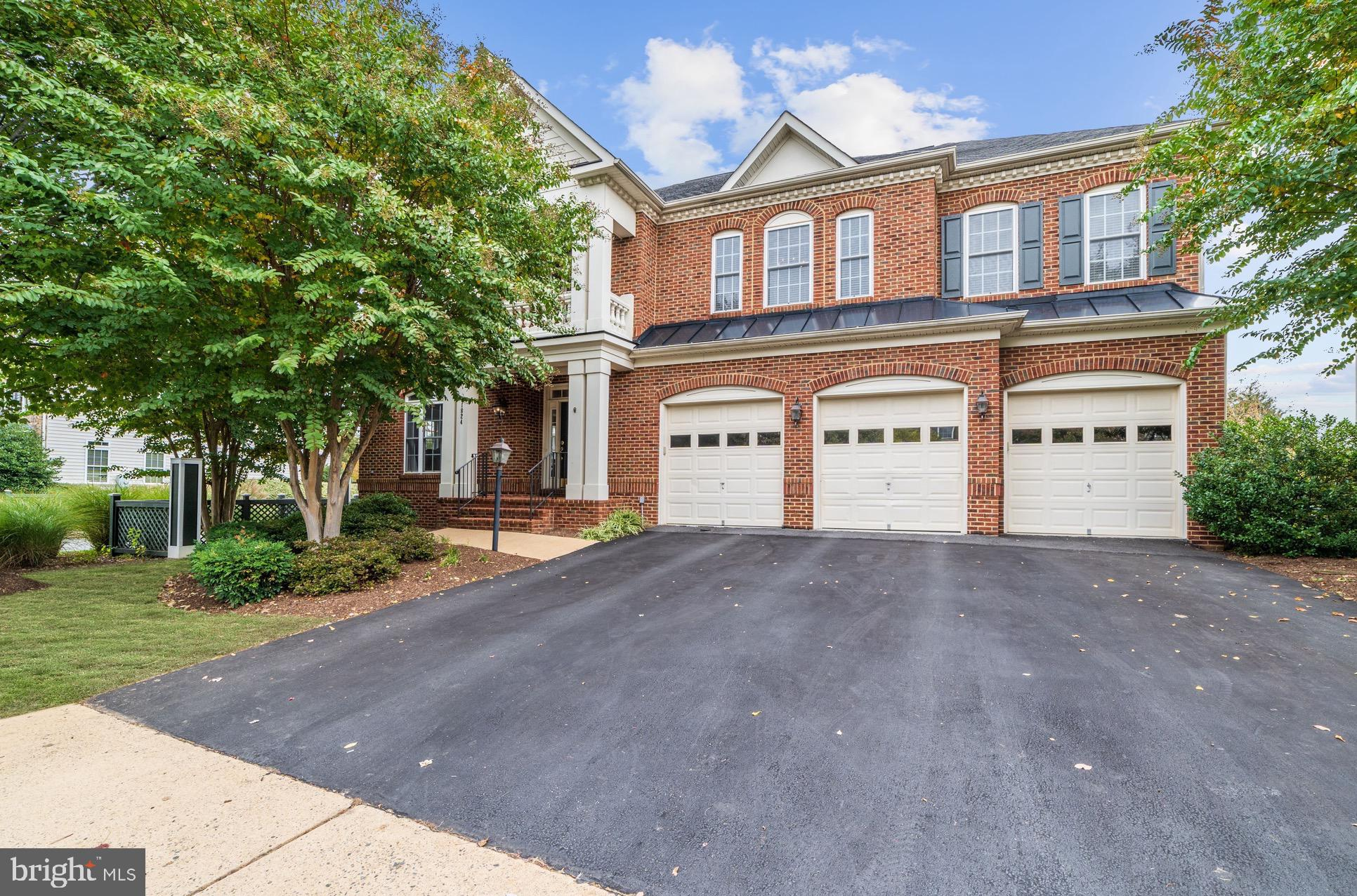Immaculate 4 bedroom, 4~ bath Faulkner model by Van Metre with a 3-car garage in beautiful Broadlands! This lovely home invites you in with a formal living room and dining room and a grand foyer. Enjoy an eat-in gourmet kitchen with granite counters, stainless steel appliances and handy butler~s pantry, all opening to a family room with gas fireplace and on to a main level office. Upstairs, find a master suite with two walk-in closets and sitting room connected to a luxurious bath with soaking tub. Down the hall, a second bedroom with en-suite bath is followed by two more bedrooms sharing a Jack and Jill bath. The lower level features loads of storage along with media room, game room, fitness room and a full bath. All this along with Broadlands community swimming pools, tot lots, tennis courts and nature trails. Easy access to Dulles Toll Road, Dulles Airport, the new Ashburn Metro Station and Historic Leesburg and just moments to Broadlands Village Center and Broadlands Market Place shops, dining and entertainment!