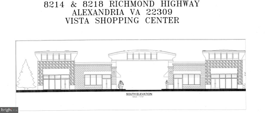 8214 RICHMOND HIGHWAY, ALEXANDRIA, VA 22309