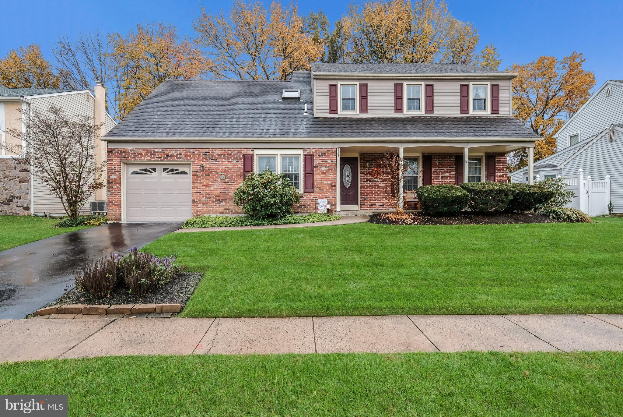 583 BUCK DRIVE, FAIRLESS HILLS, PA 19030