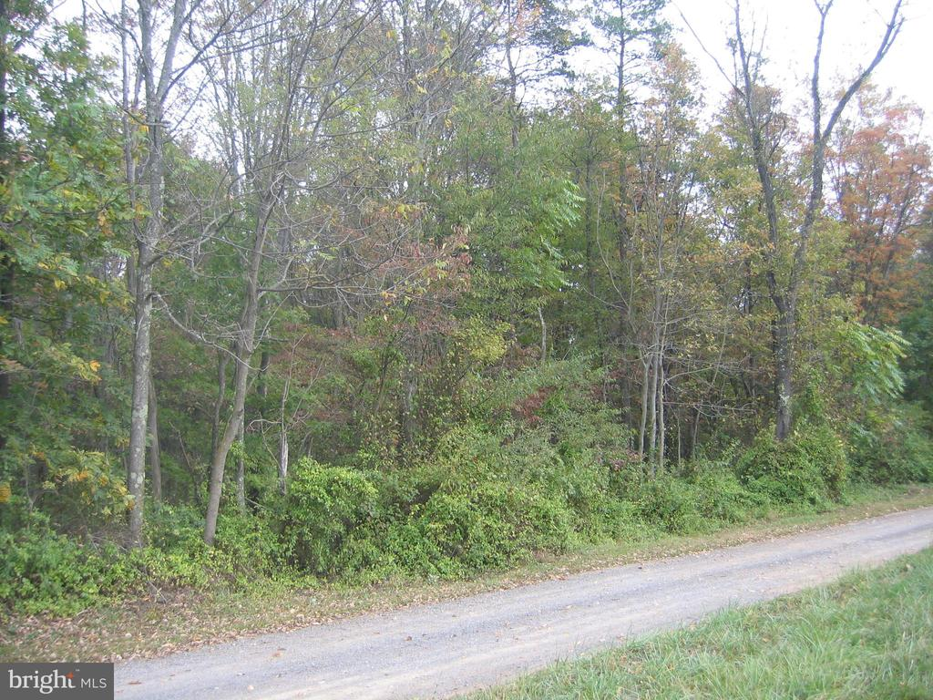 Close Access to I70 - 6.34 wooded acres.  Located off Pious Ridge Road.   Just minutes from the C&O Canal in Hancock, MD.   If you like to ride your bike or walk.   This would make a great home site.  Protective Covenants and Restrictions apply.