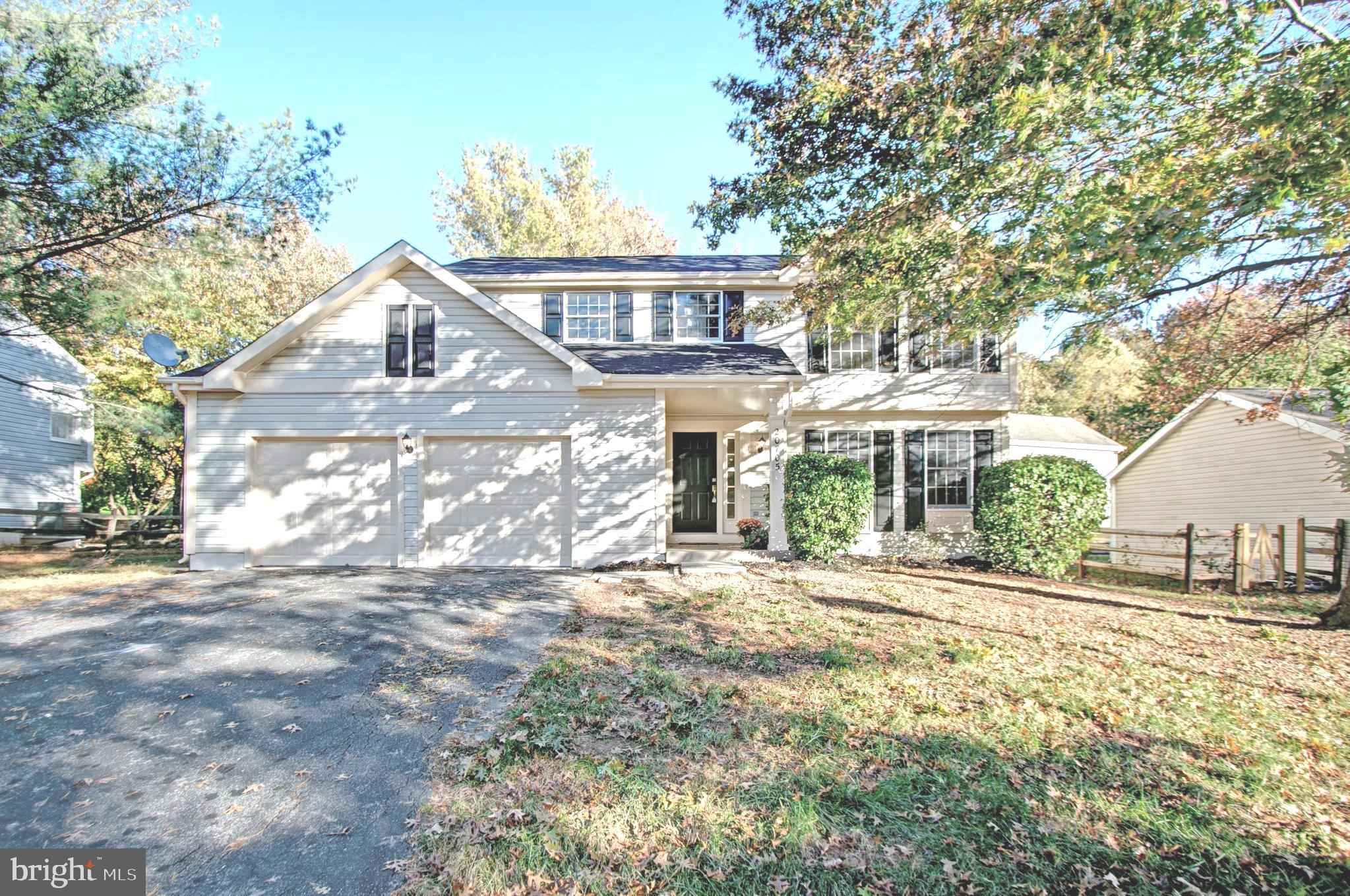 20705 SHAKESPEARE DRIVE, GERMANTOWN, MD 20876