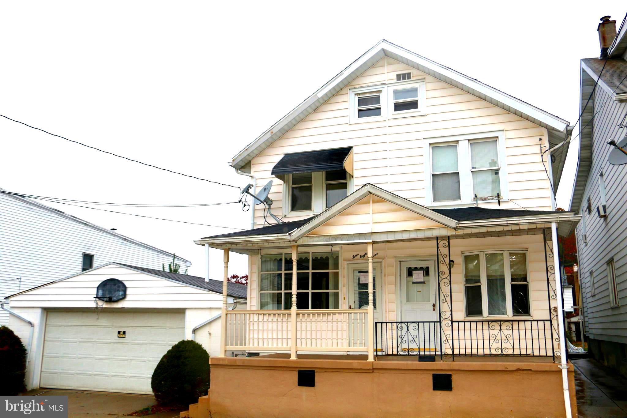 483 W SAYLOR STREET, MOUNT CARMEL, PA 17851