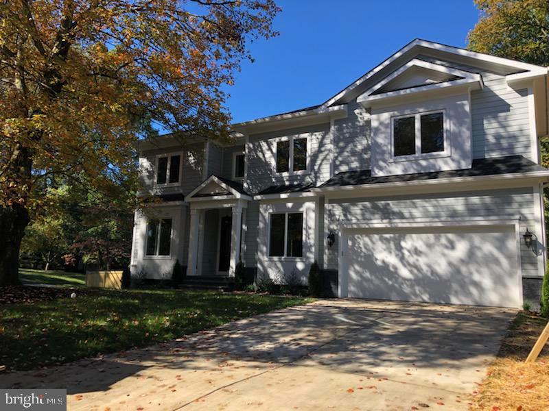 Another stunning project from Monarch Construction. Gorgeous Private lot in the town of Vienna features a 2-Car garage with 6000 square feet of finished exquisite craftsmanship w/ 6 BR all w/ Walk-in closet & full BA. HUGE Master Suite w/ heated floor Bathroom. 2 Laundry Rooms