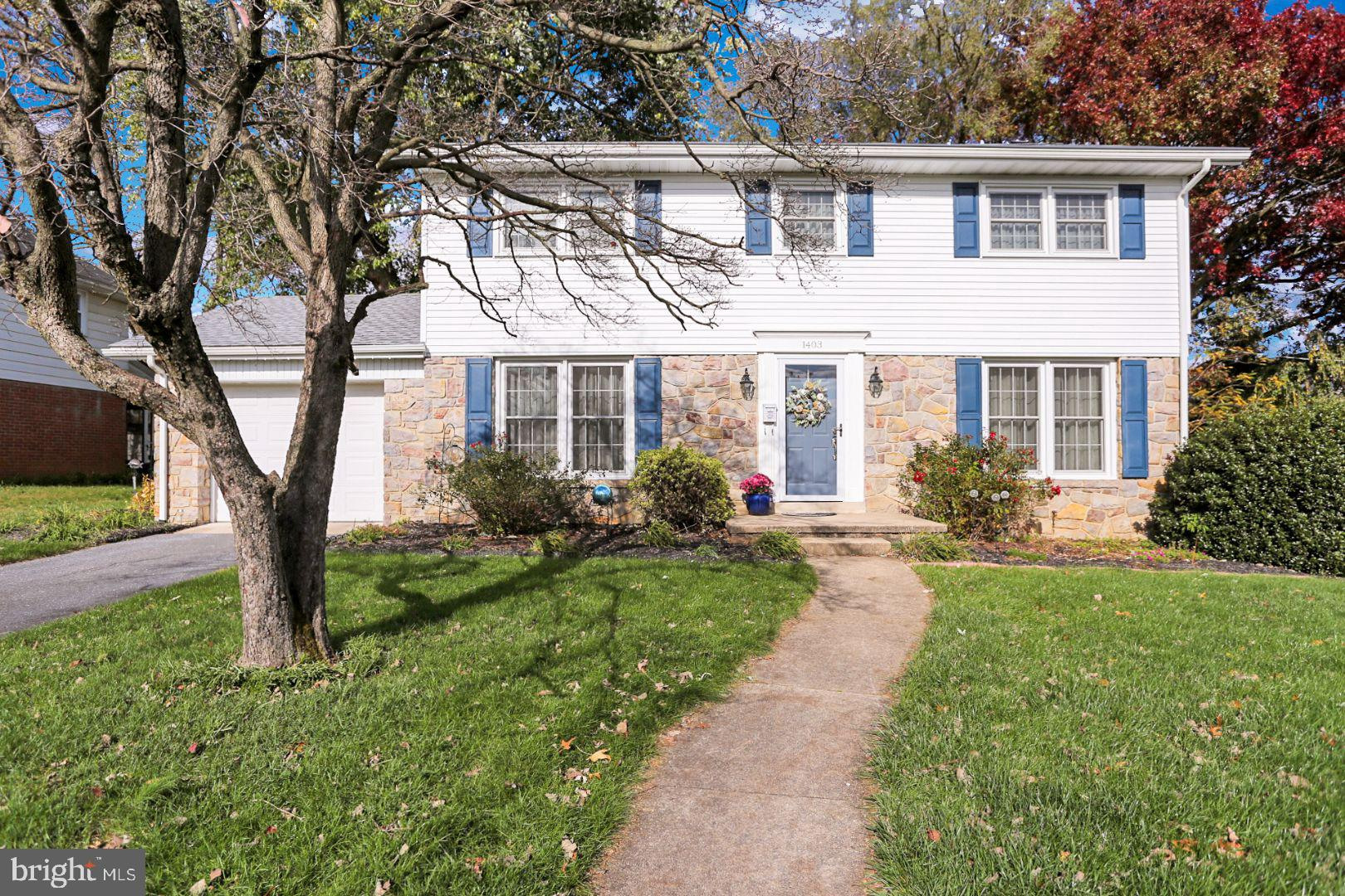 1403 INDEPENDENCE DRIVE, READING, PA 19609