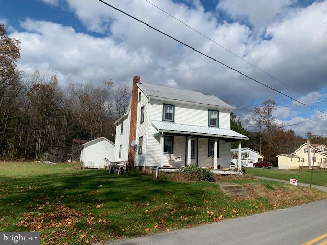 6146 HEISTER VALLEY ROAD, RICHFIELD, PA 17086