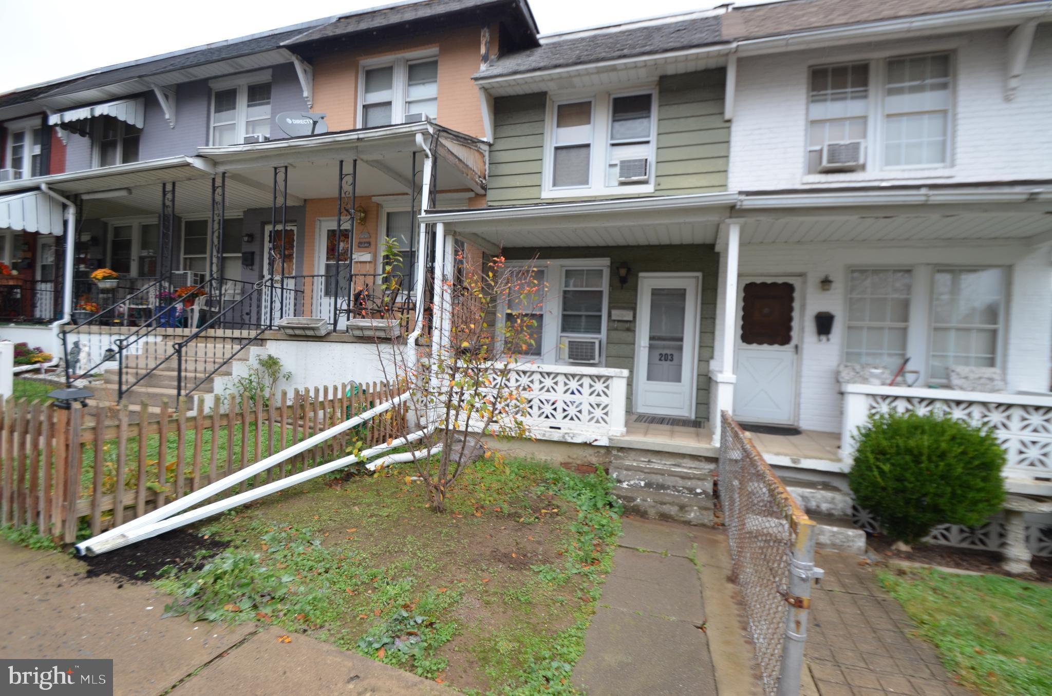 203 CLEARFIELD STREET, BETHLEHEM, PA 18017