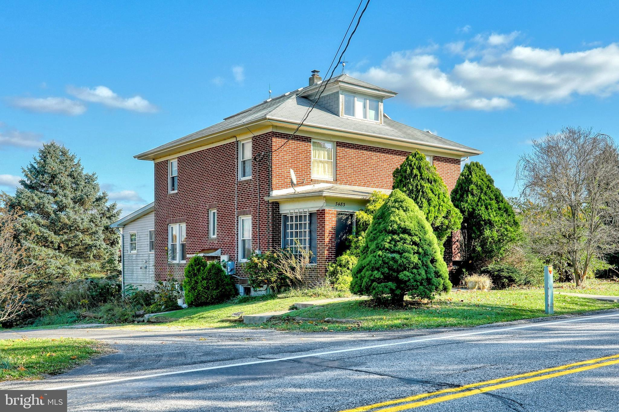3483 JEFFERSON ROAD, GLENVILLE, PA 17329