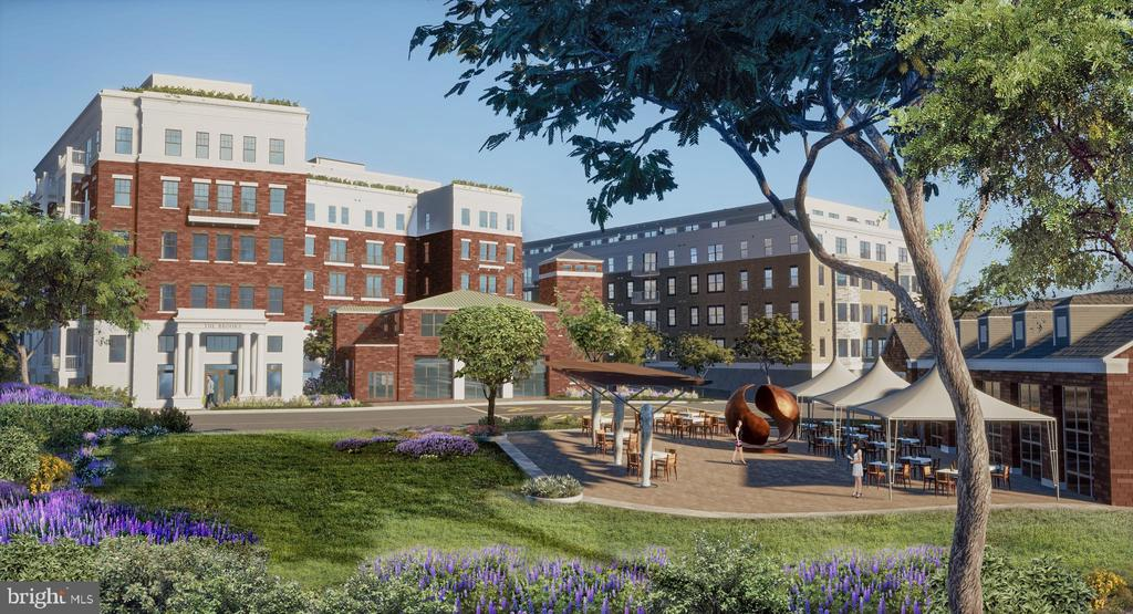 The Brooks, elegantly appointed condominium residences nestled in the heart of The Parks at Historic Walter Reed !Discover timeless features, upscale amenities, and a vibrant, walkable campus. This is a one-of-a-kind place to live, breathe, and thrive in Washington, DC | Sales Gallery is located at 1000 Butternut St. NW
