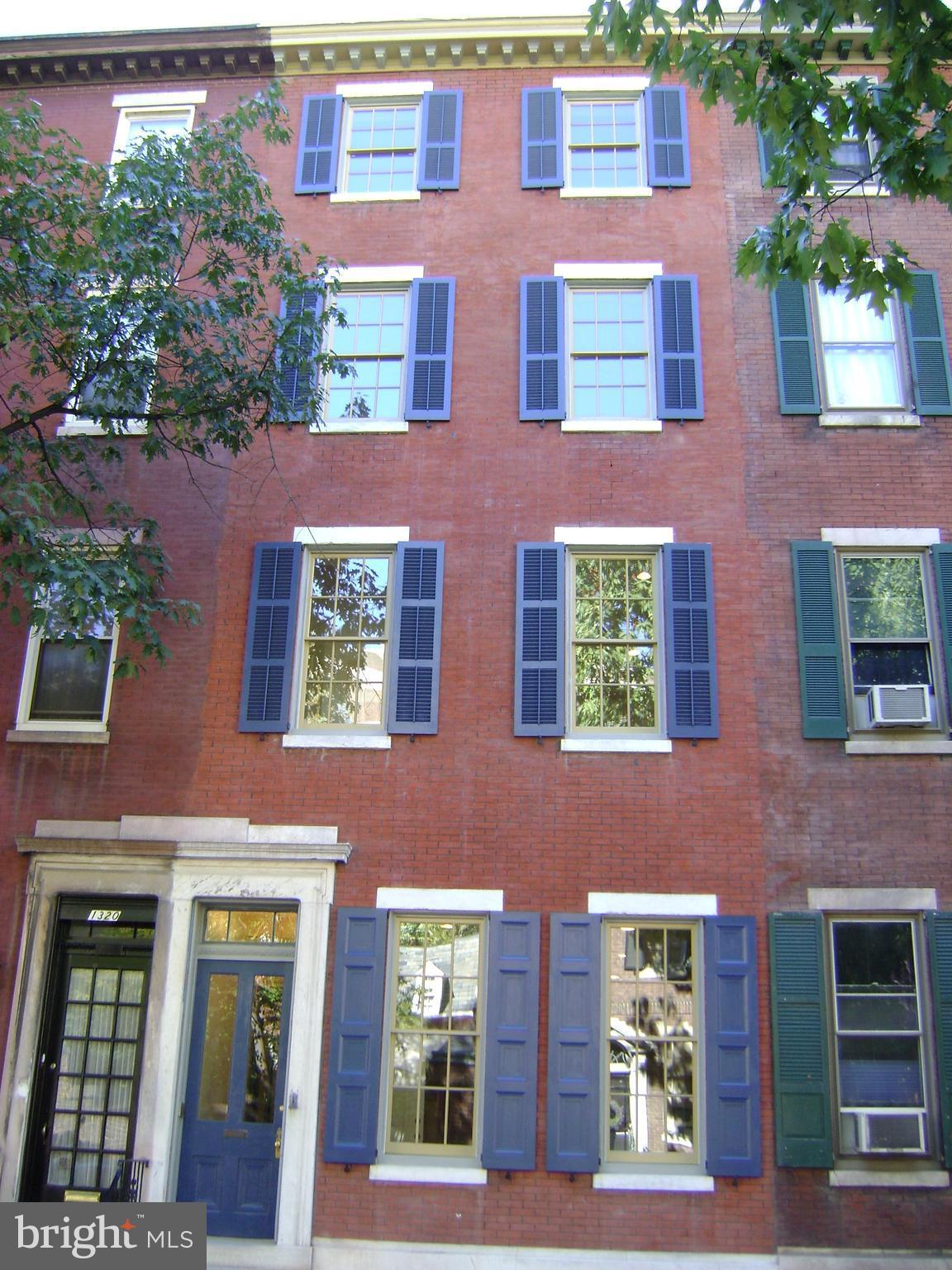1322 PINE STREET 1, PHILADELPHIA, PA 19107