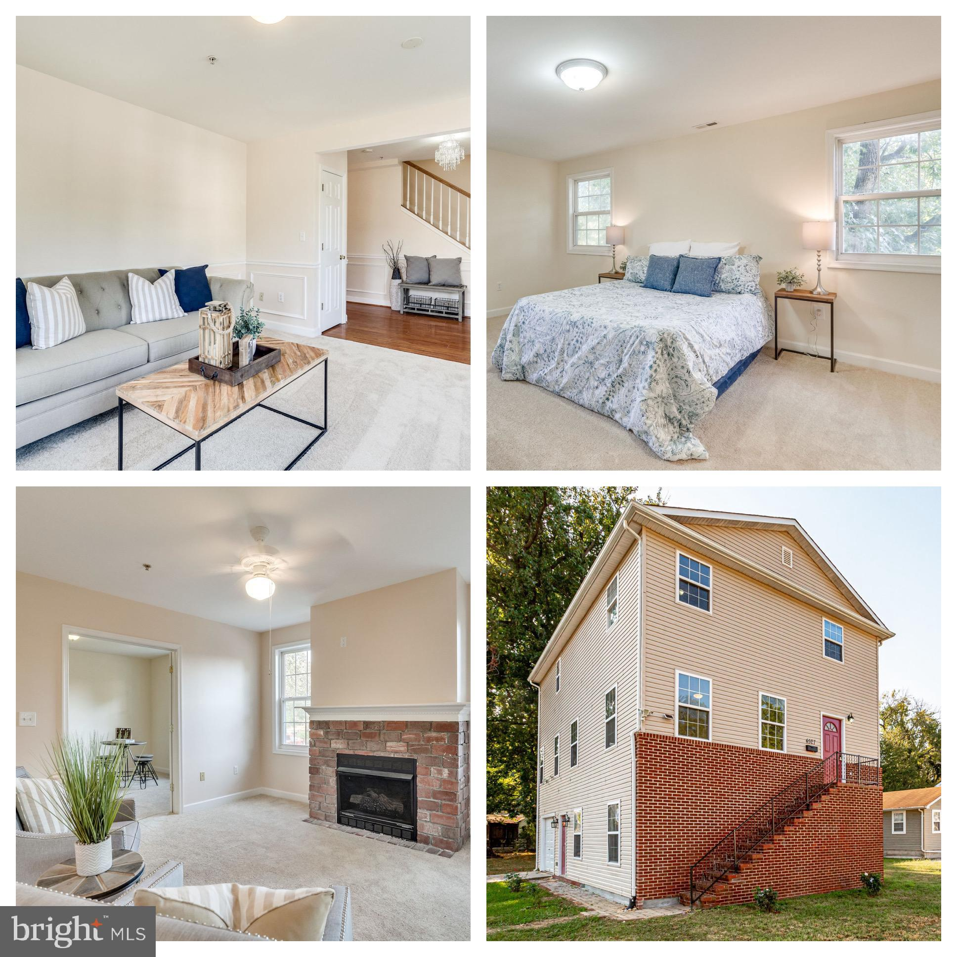 4527 39TH PLACE, NORTH BRENTWOOD, MD 20722