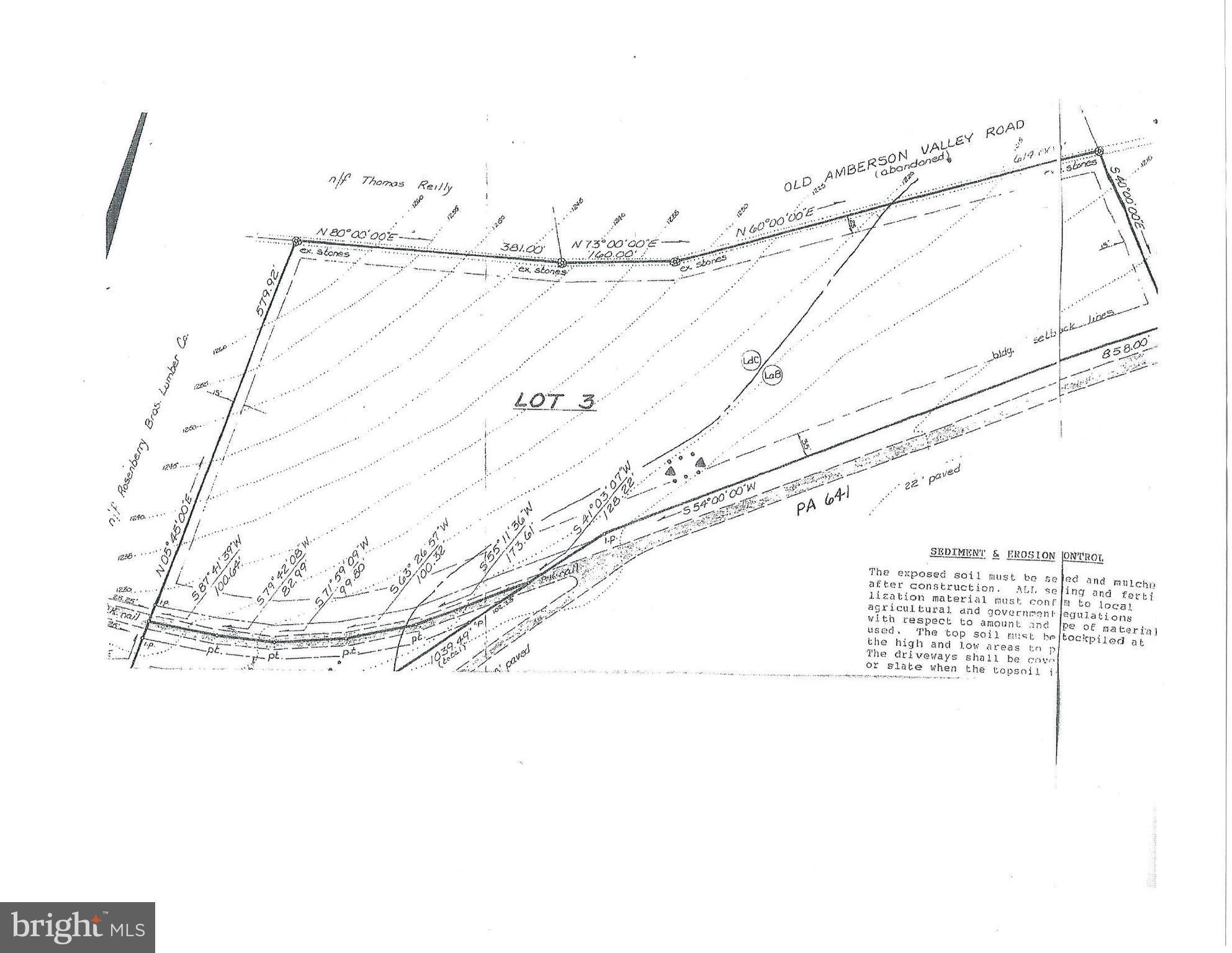 0 FORGE HILL ROAD, ROXBURY, PA 17251