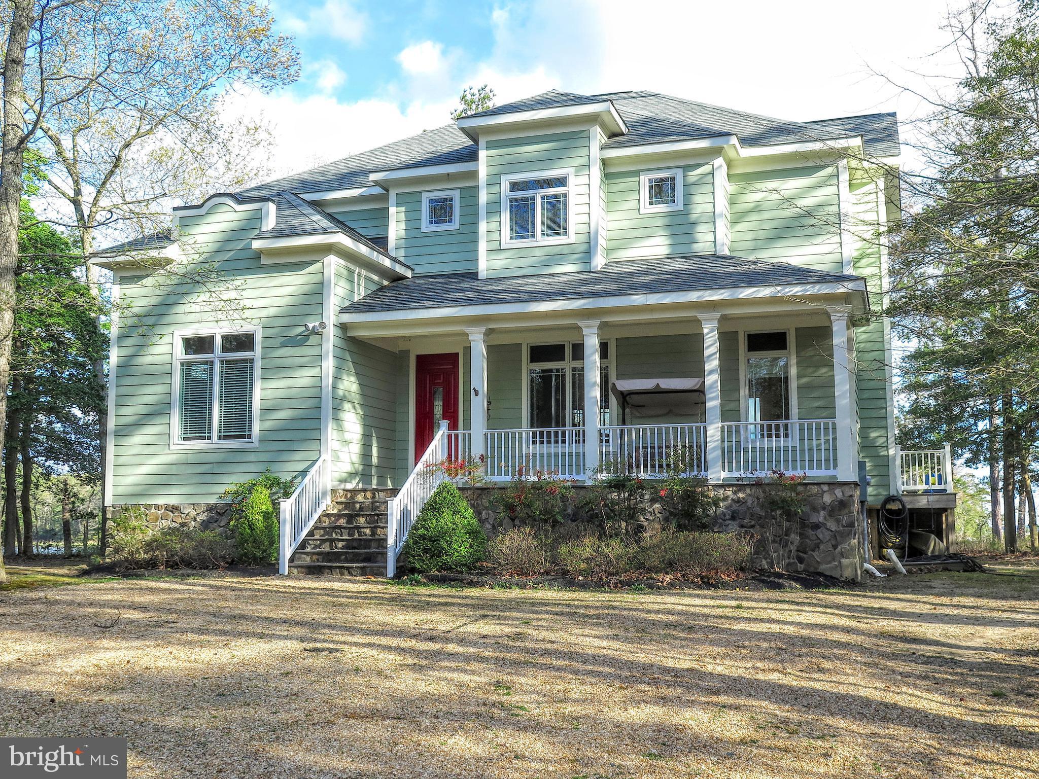 865 BLACKBEARD POND, HAGUE, VA 22469