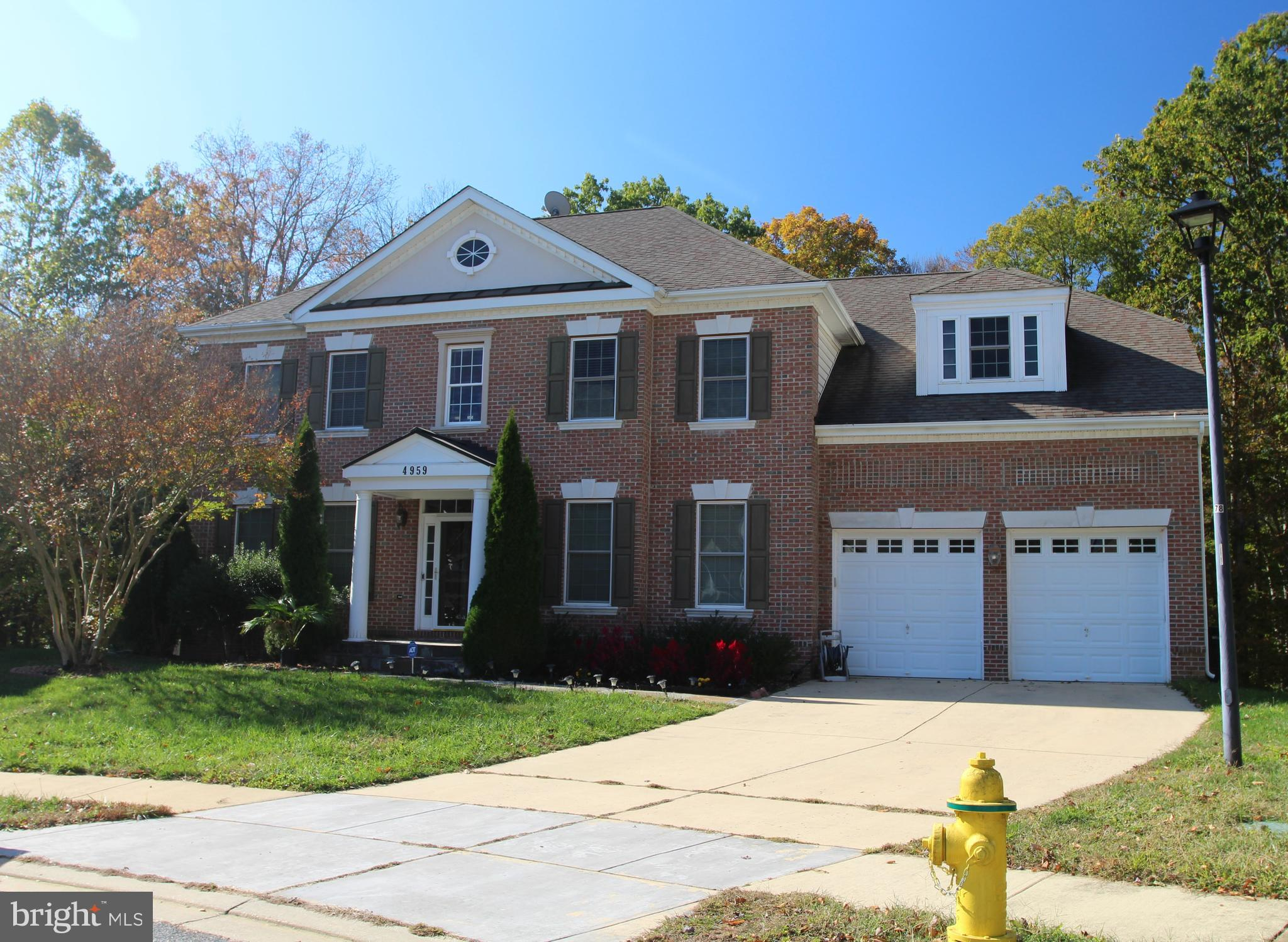 4959 VERONICA COURT, INDIAN HEAD, MD 20640