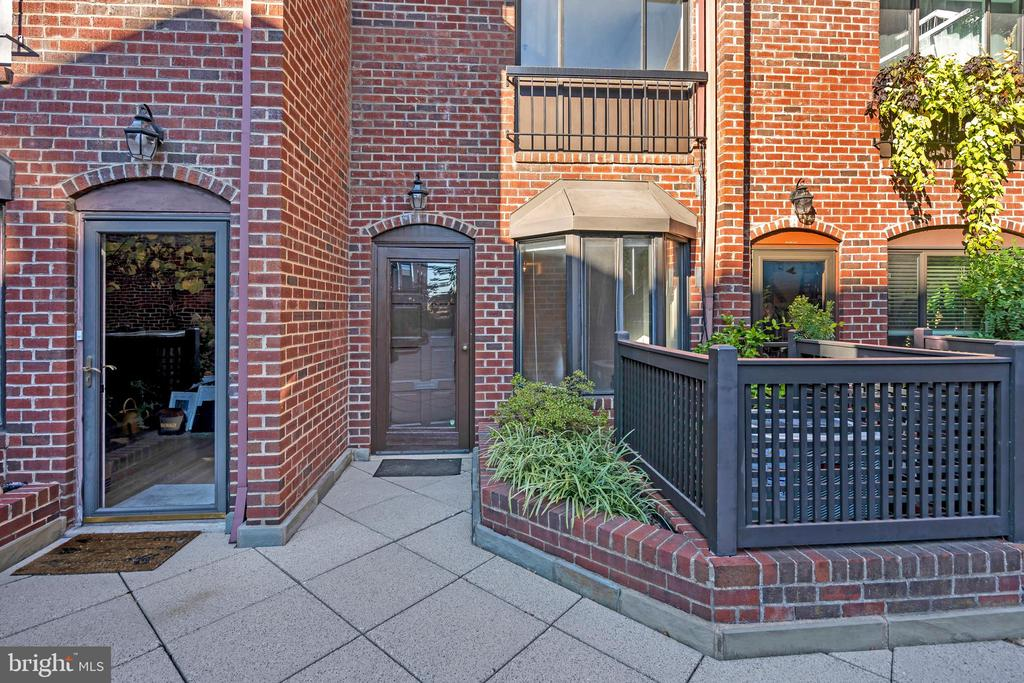 Enjoy living in the fashionable Georgetown Paper Mill townhouses with this 2 level, two-bedroom, one-bathroom property! This home features an in-unit washer and dryer and an open kitchen! Just a few blocks from all of the entertainment and shops Georgetown is known for is this beautifully quaint, flower-lined townhome community. Step outside into a courtyard filled with different plants and flowers as you make the quick walk up to Enjoy a night on the town with the Georgetown Waterfront, and the bustling nightlife the neighborhood is known for is just minutes from your front door!  Step outside into a courtyard filled with different plants and flowers as you make the quick walk up to  Wisconsin Avenue and M Street NW, where numerous bus lines provide easy access to other parts of the city, Maryland, and Virginia, making this the ideal location! Pets allowed on a case by case basis, available for immediate occupancy.