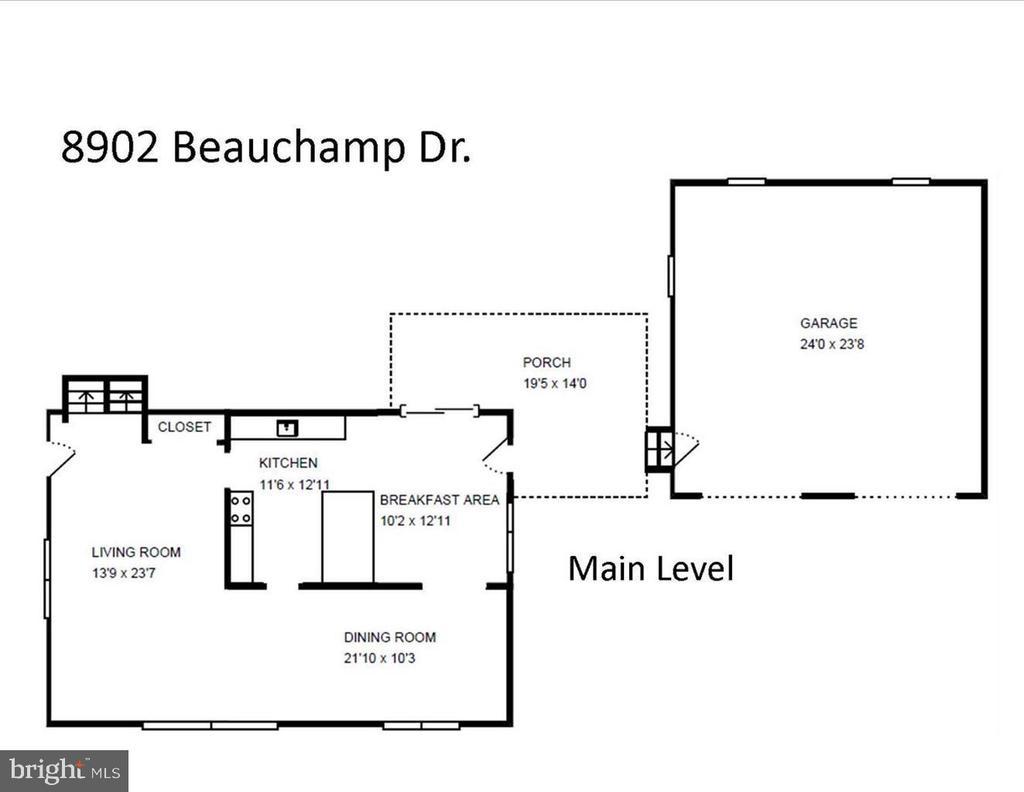 Photo of 8902 Beauchamp Dr