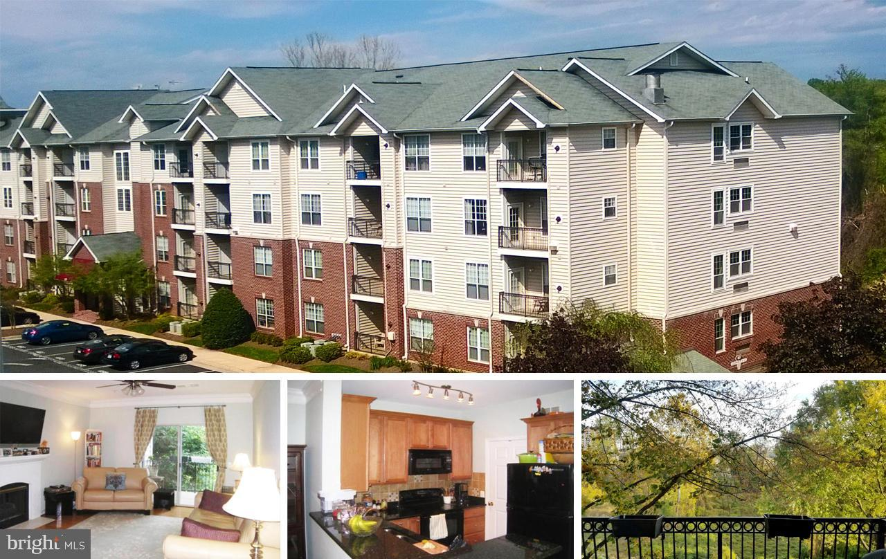 What you have been waiting for - updated 2br/2ba unit overlooking wooded are with garage parking in controlled access building at the Gates of Mclean.  Great 2nd floor unit with updated kitchen, appliances, bamboo flooring, fixtures and baths.  1 garage parking spot conveys (#61.) Gas fireplace. Easy commute with a quick walk down the street to the Mclean metro station. Starbucks is already open across the street - a new Wegmans is scheduled to open in 2020.  The Gates of McLean has an outside seasonal pool, on-site management office, clubhouse, exercise room that is being renovated, playground and walking paths. Easy access to metro, major highways, shopping and entertainment.