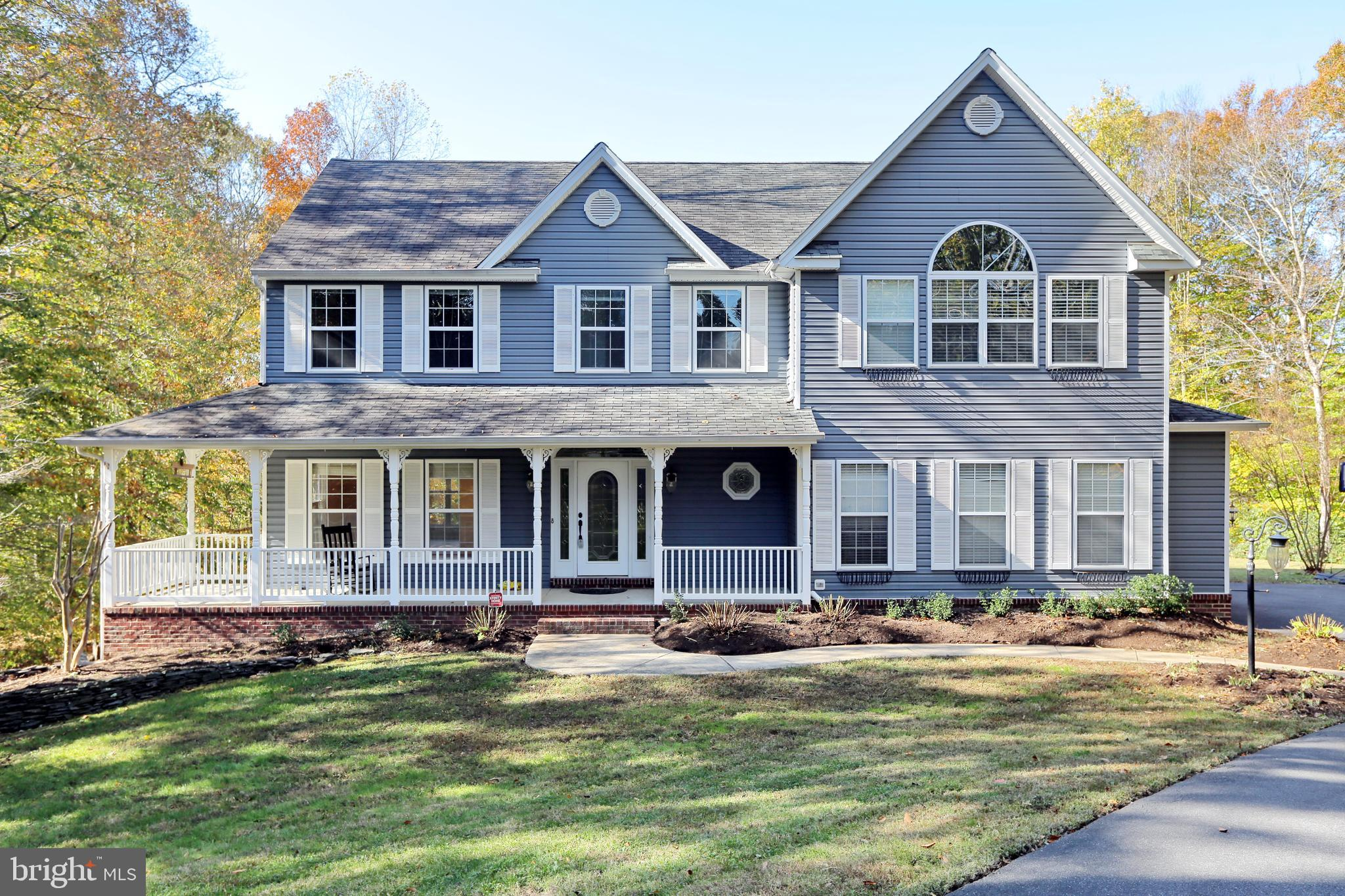 1900 COVERED TRAIL LANE, HUNTINGTOWN, MD 20639