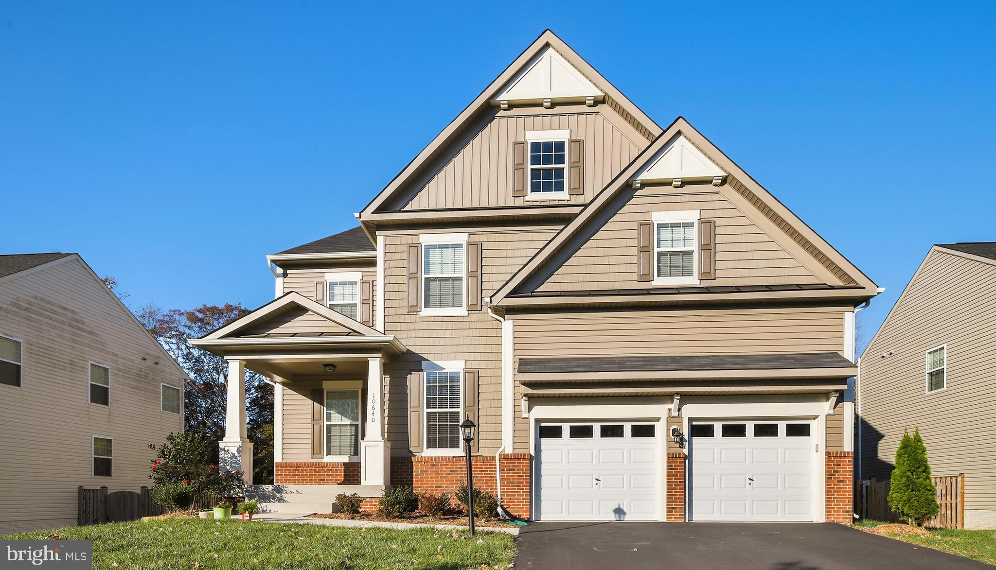 10640 SMITH POND LANE, MANASSAS, VA 20112