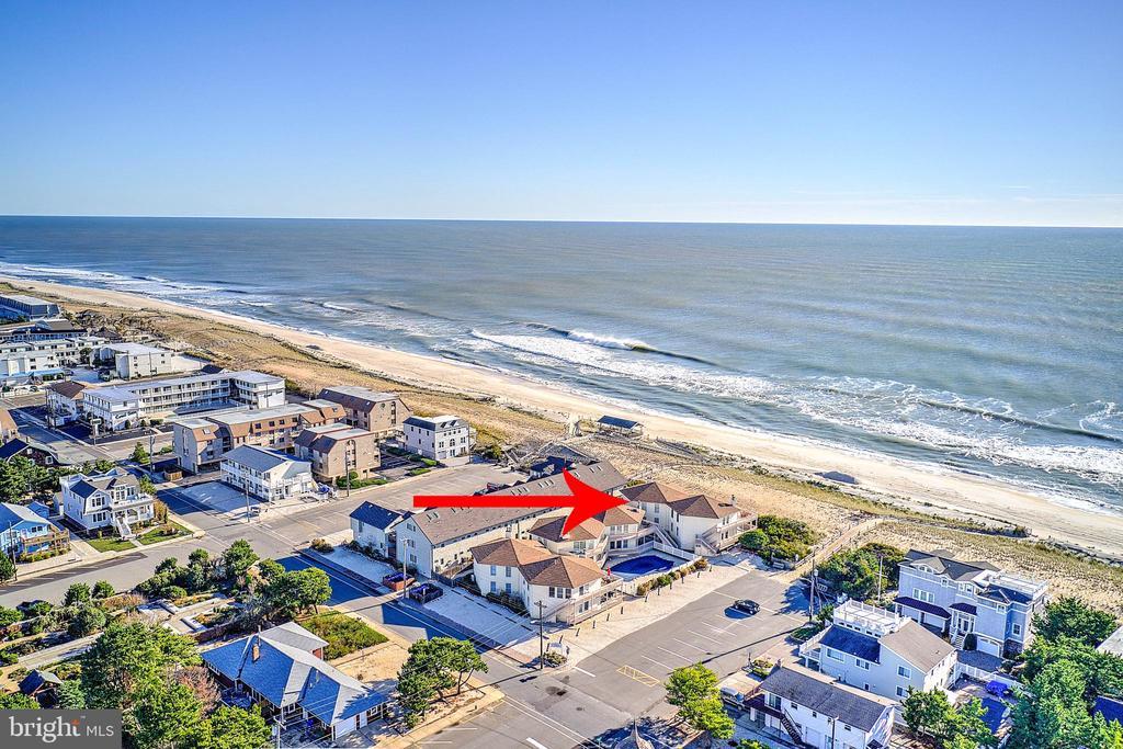 1 E MARINE STREET  3, Long Beach Island in OCEAN County, NJ 08008 Home for Sale
