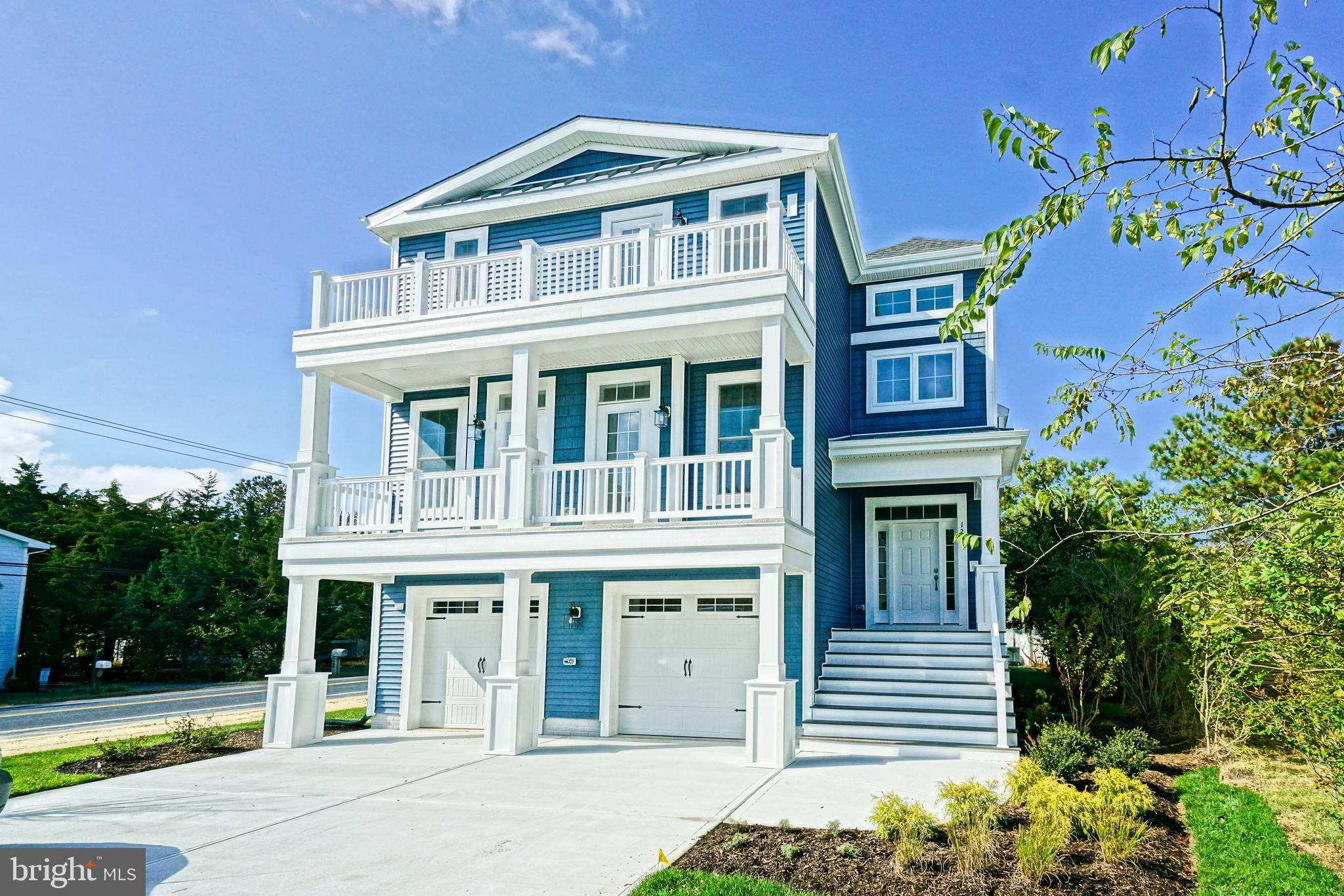 CATALINA LIFESTYLE IN LEWES BEACH! The Schell Brothers' Catalina Model is designed with supreme coastal living in mind, and you're invited to experience it from the ground up! This new construction home on Lewes Beach offers 5BR, 4.5BA (can be outfitted for more), and showcases an open kitchen, dining and great room design, two master bedrooms, plus decks and porches to enjoy the soothing Lewes Rehoboth Canal views and bay breezes. Picture yourself just 3 blocks to the water and sands of the Delaware Bay, and within walking distance to in-town Historic Lewes, shopping and dining. Situated on a large lot with room for a pool! Construction starts soon: don't delay so you can customize to suit your taste! Please note that the photos are of a recent build of the same model (which had been modified to 6 bedrooms & 4.5 baths), and are for illustrative purposes only. Actual build may vary due to lot dimensions & build out customization.