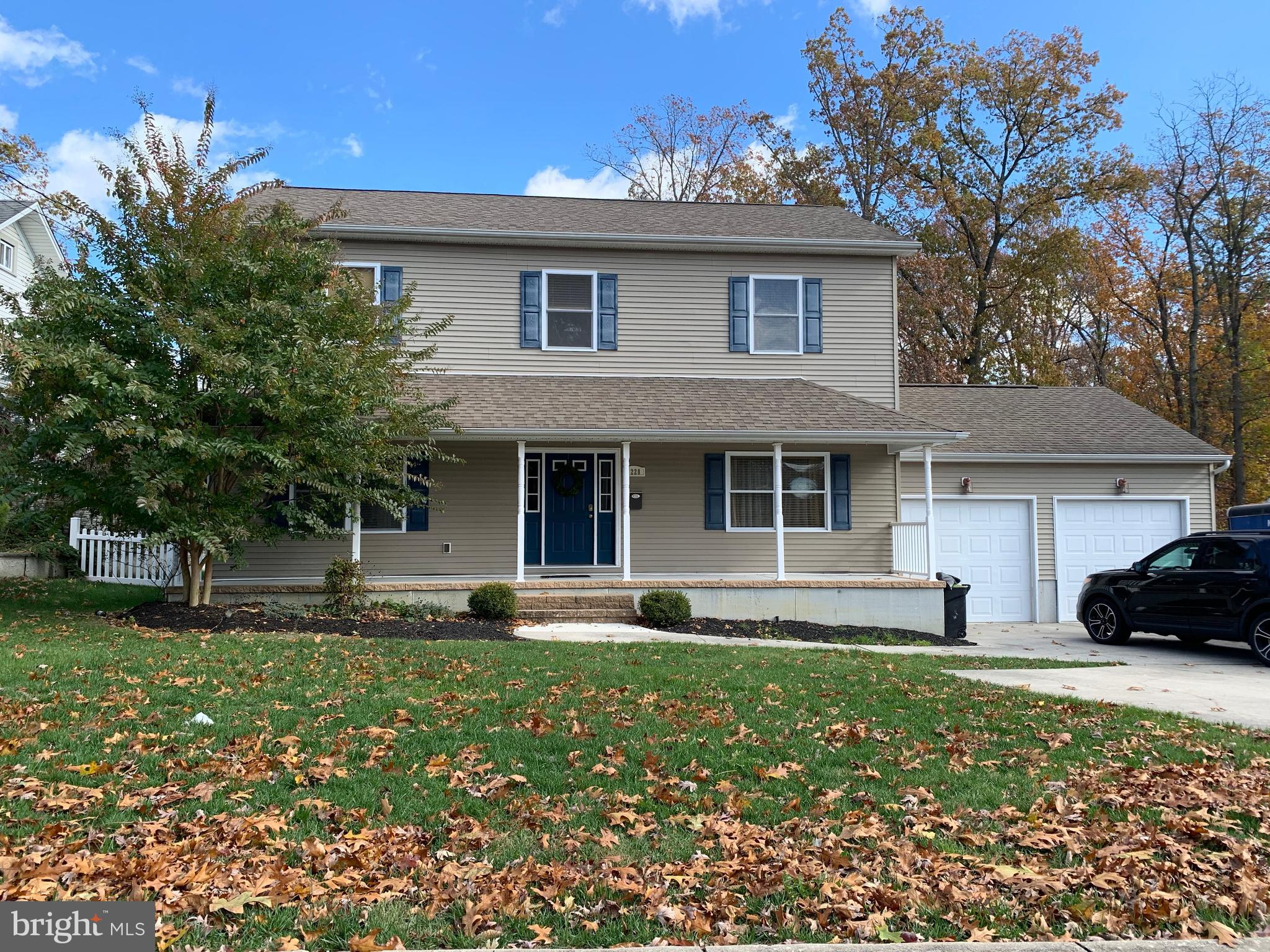 1228 GLASSBORO ROAD, WOODBURY HEIGHTS, NJ 08097