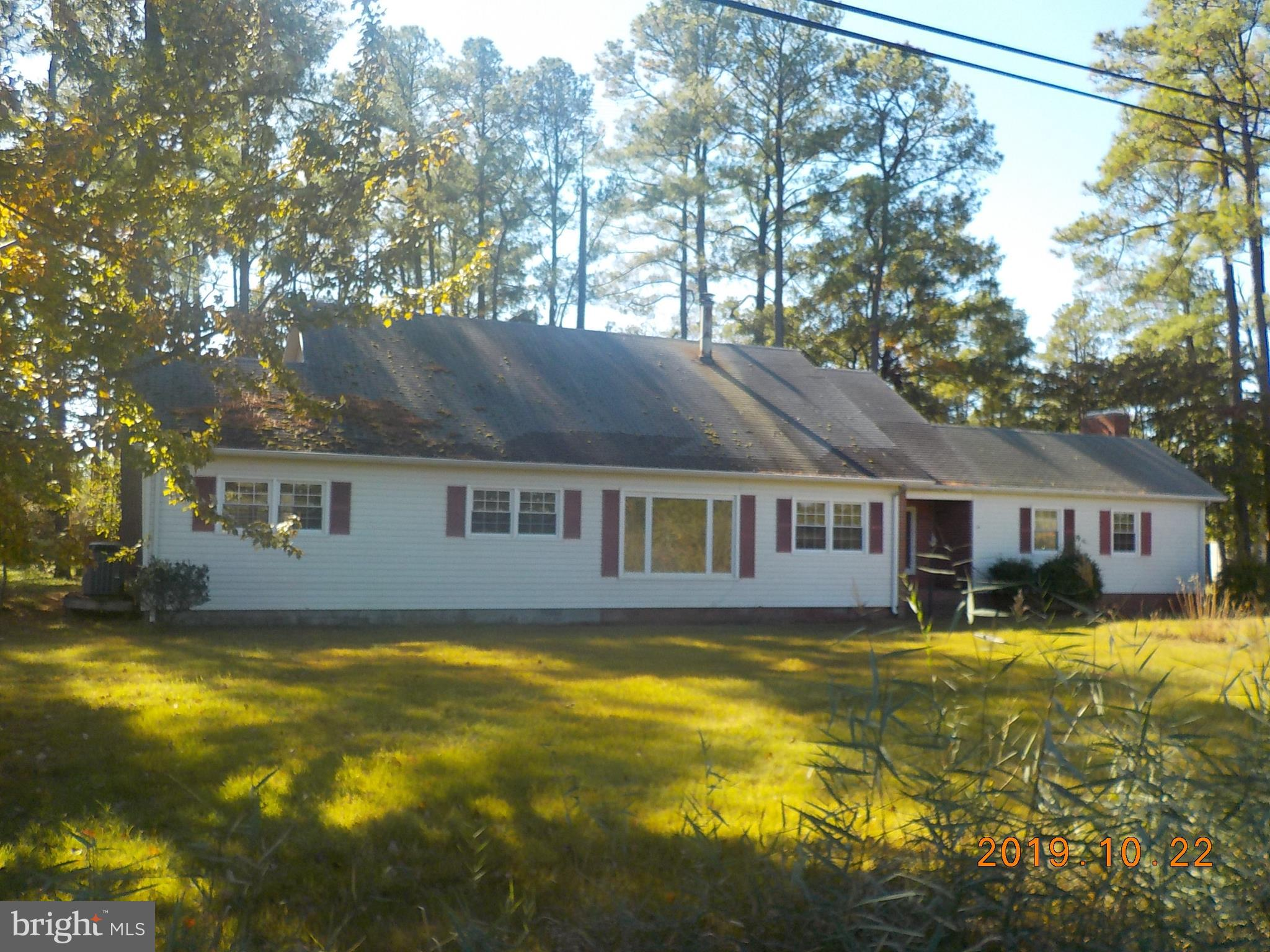 2561 TODDVILLE ROAD, TODDVILLE, MD 21672