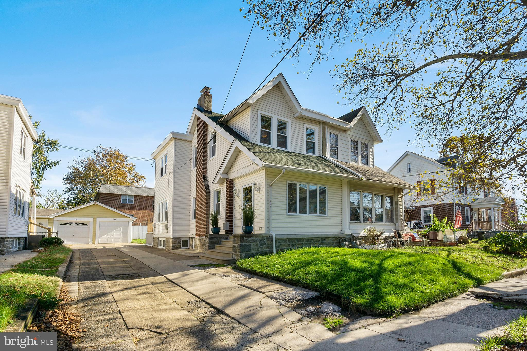 93 KENNEY AVENUE, SHARON HILL, PA 19079