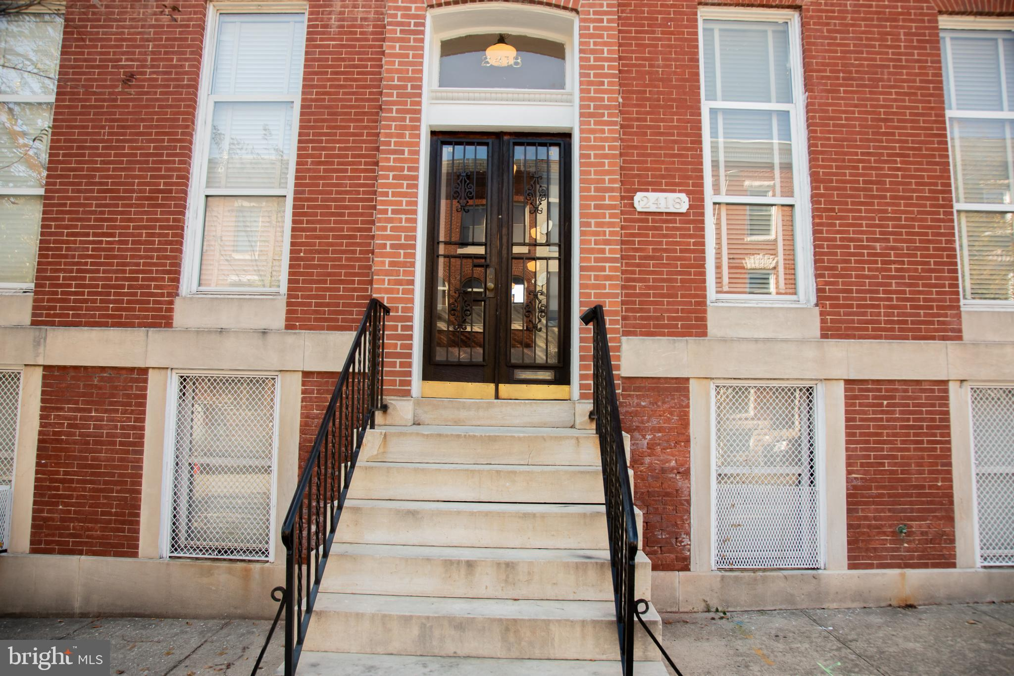 2418 SAINT PAUL STREET, BALTIMORE, MD 21218