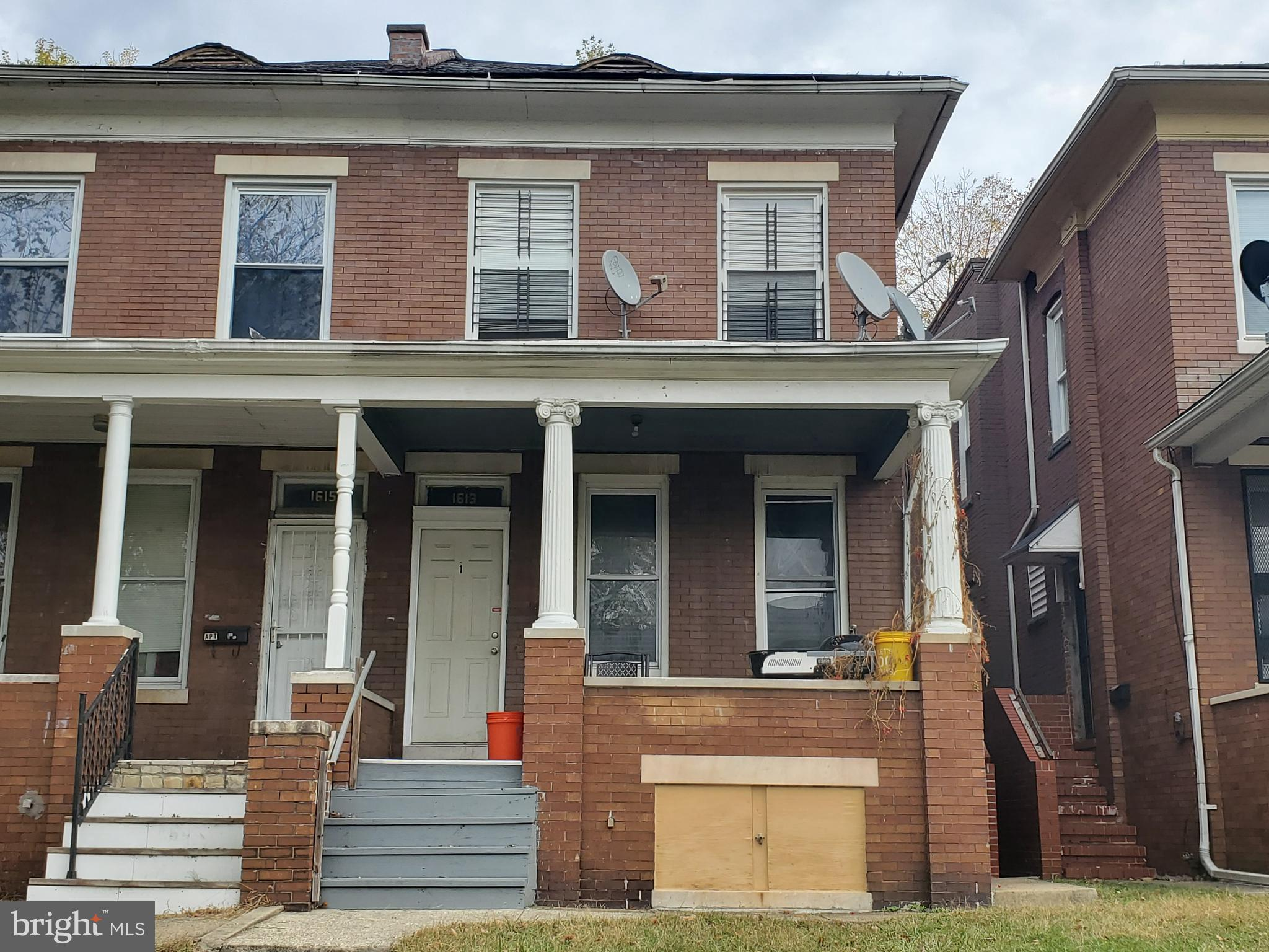 1613 N HILTON STREET, BALTIMORE, MD 21216