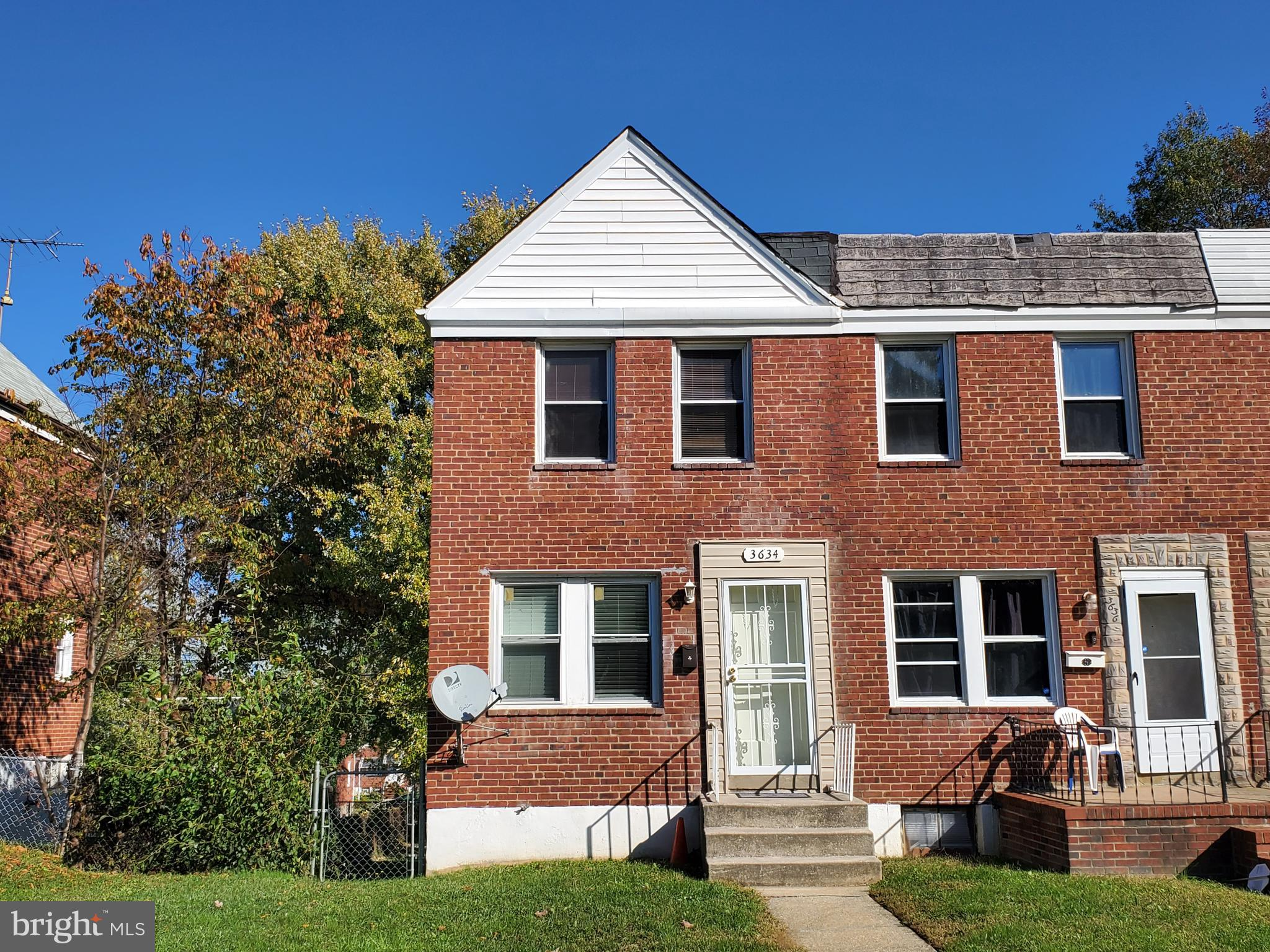 3634 DUDLEY AVENUE, BALTIMORE, MD 21213
