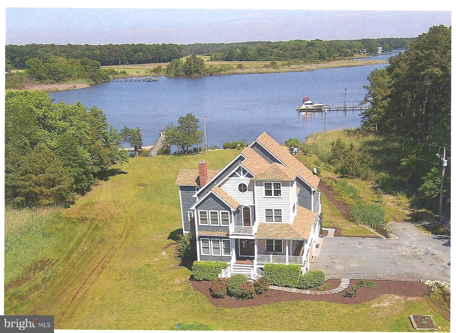 4865 EASTERN NECK ROAD, ROCK HALL, MD 21661