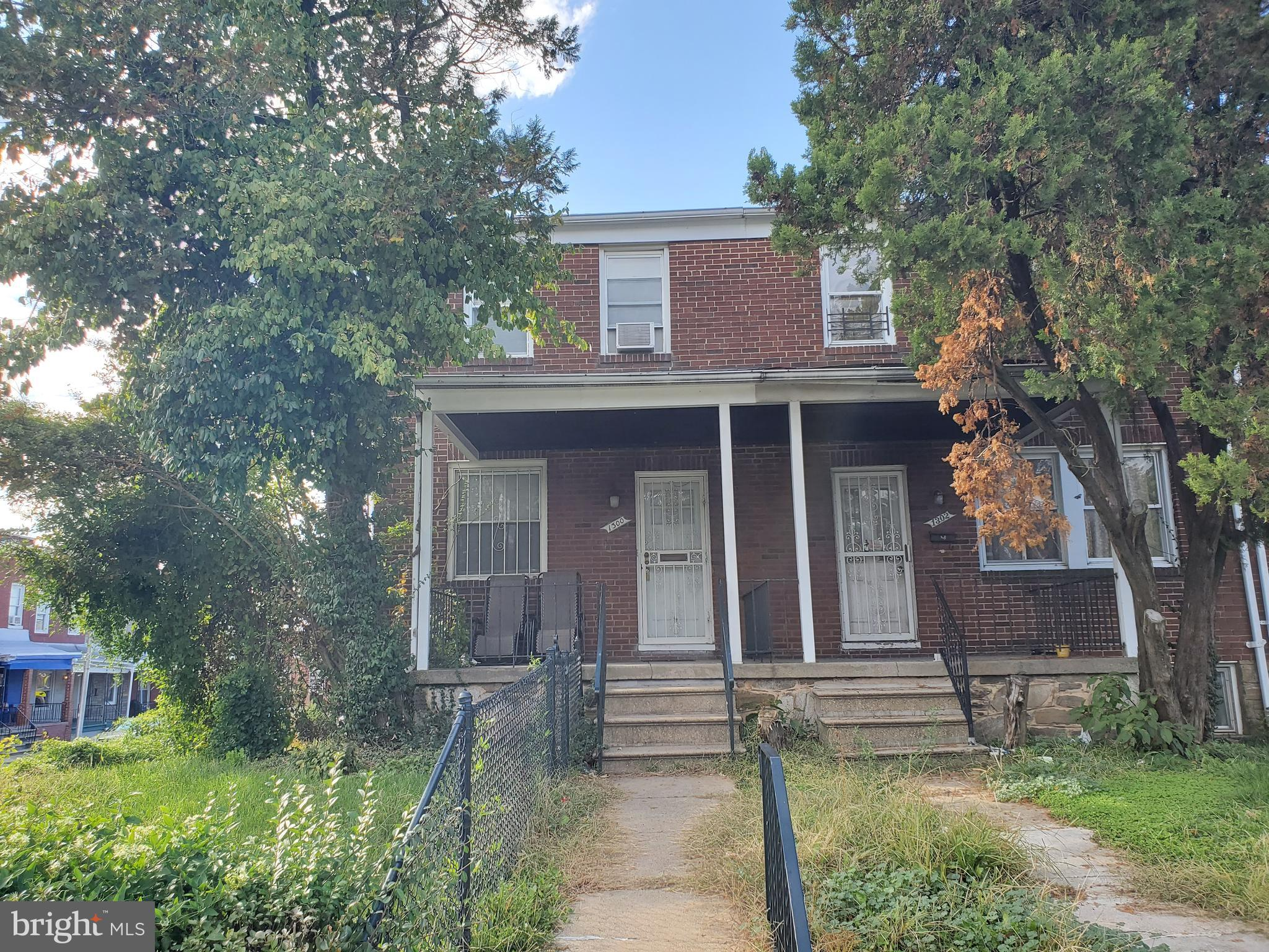 1300 KENHILL AVENUE, BALTIMORE, MD 21213