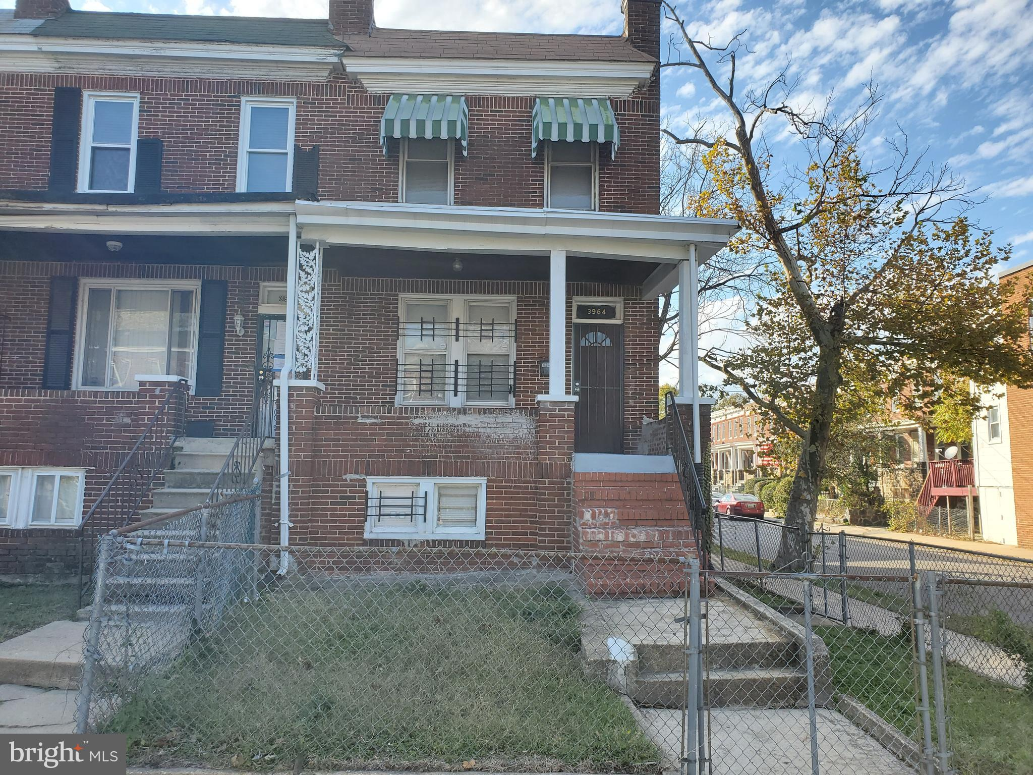3964 WILSBY AVENUE, BALTIMORE, MD 21218